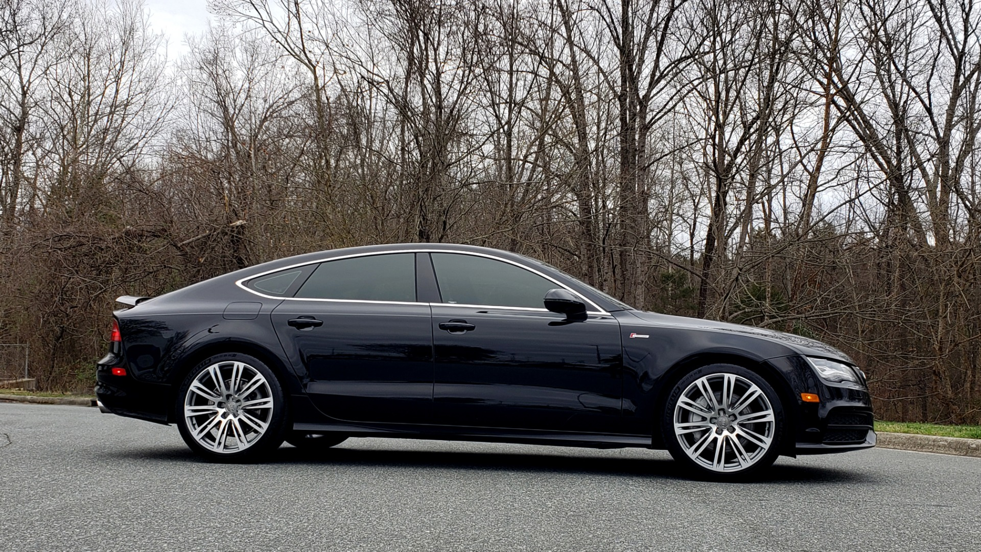 Used 2014 Audi A7 3.0 PRESTIGE / NAV / SUNROOF / BOSE / REARVIEW for sale Sold at Formula Imports in Charlotte NC 28227 6