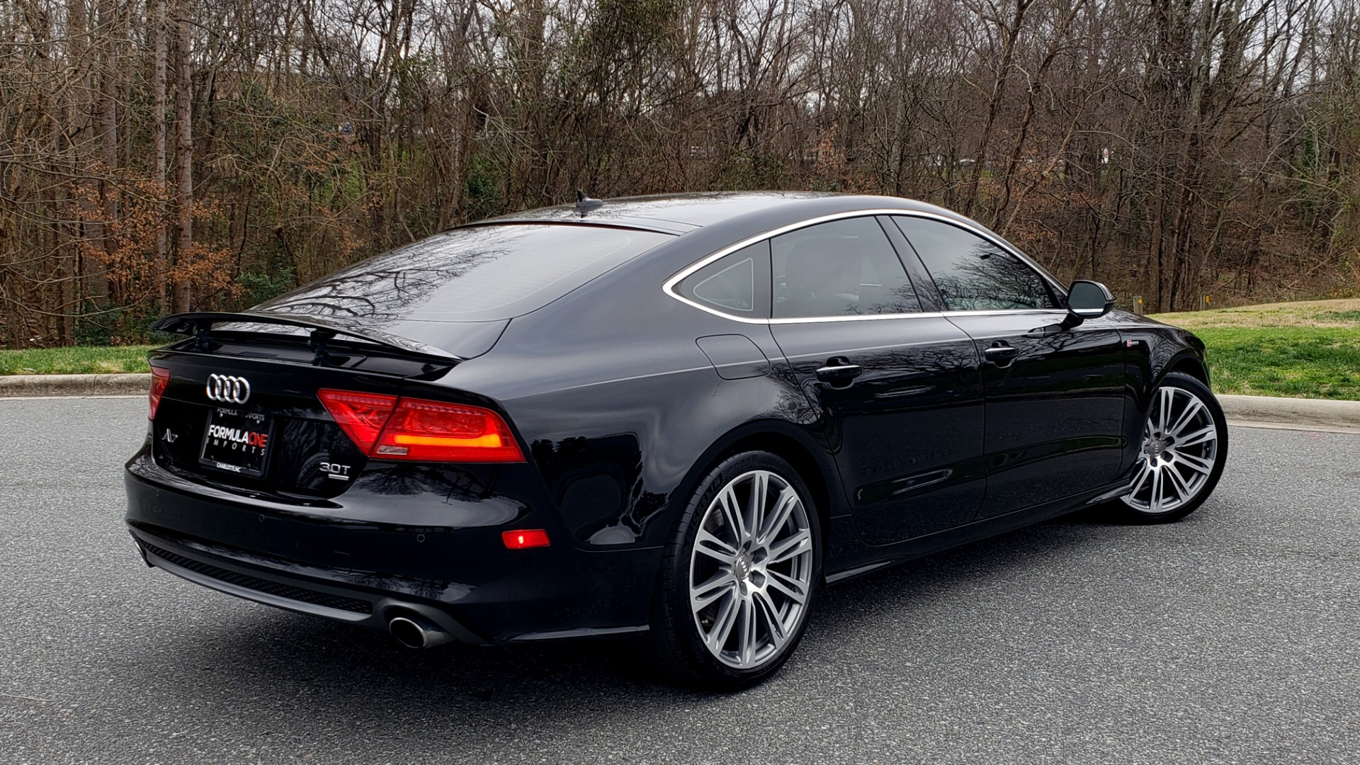 Used 2014 Audi A7 3.0 PRESTIGE / NAV / SUNROOF / BOSE / REARVIEW for sale Sold at Formula Imports in Charlotte NC 28227 7