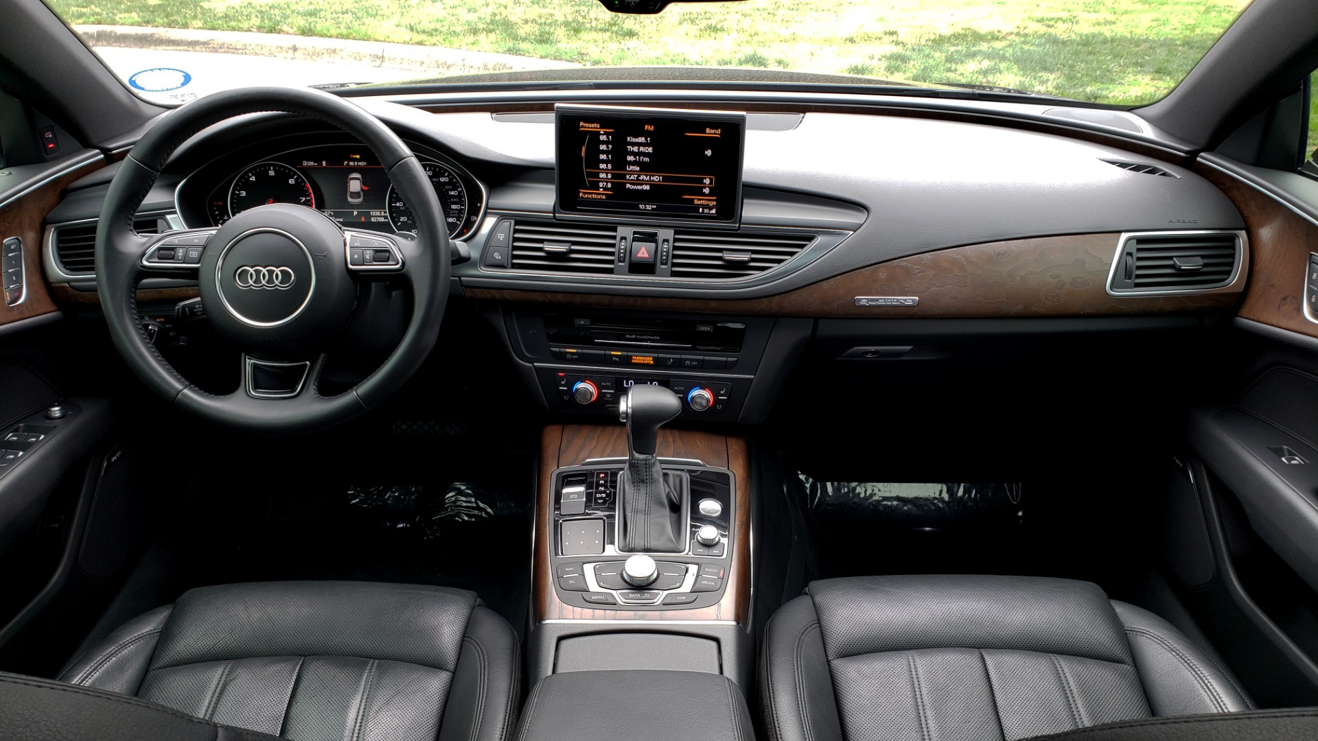 Used 2014 Audi A7 3.0 PRESTIGE / NAV / SUNROOF / BOSE / REARVIEW for sale Sold at Formula Imports in Charlotte NC 28227 85