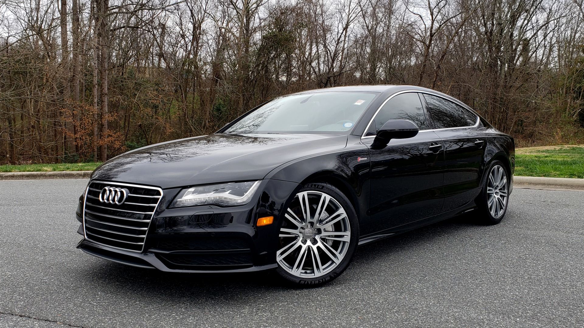 Used 2014 Audi A7 3.0 PRESTIGE / NAV / SUNROOF / BOSE / REARVIEW for sale Sold at Formula Imports in Charlotte NC 28227 1