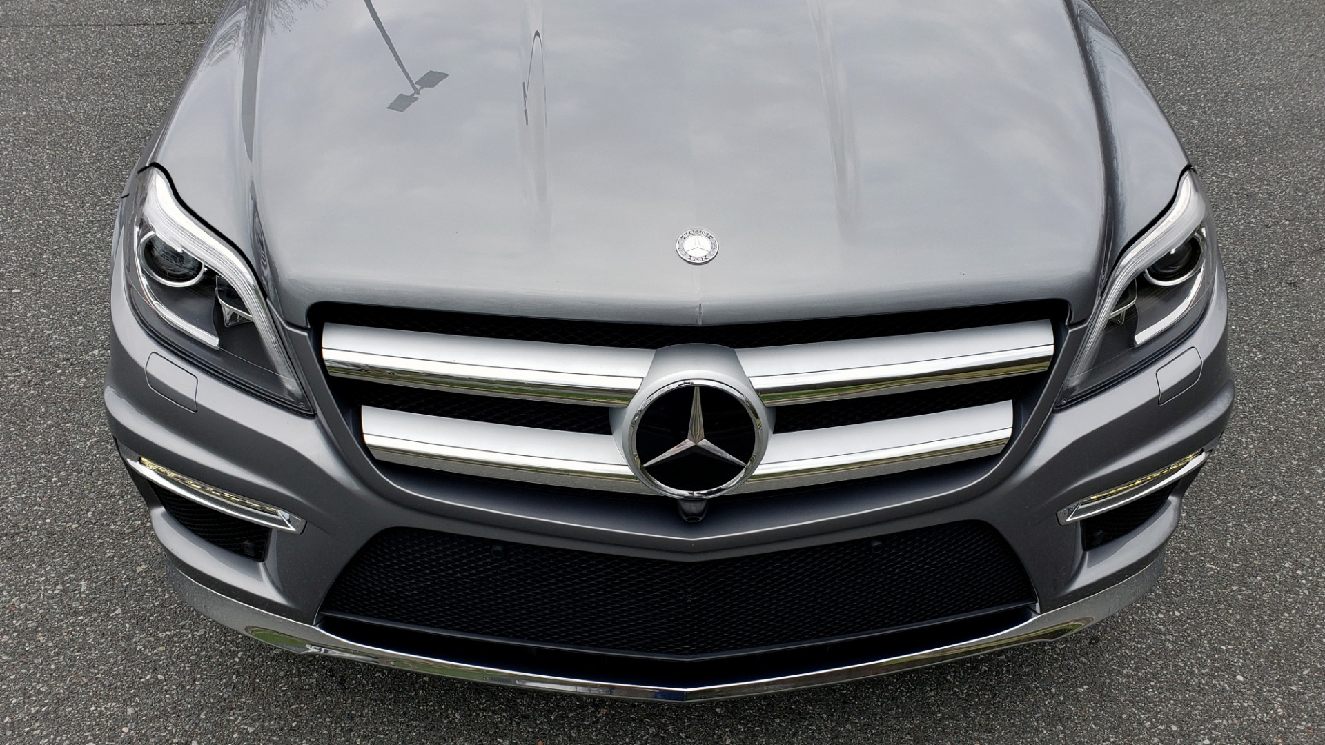 Used 2016 Mercedes-Benz GL 550 4MATIC / NAV / DRVR ASST / DUAL-ROOF / REARVIEW for sale Sold at Formula Imports in Charlotte NC 28227 14