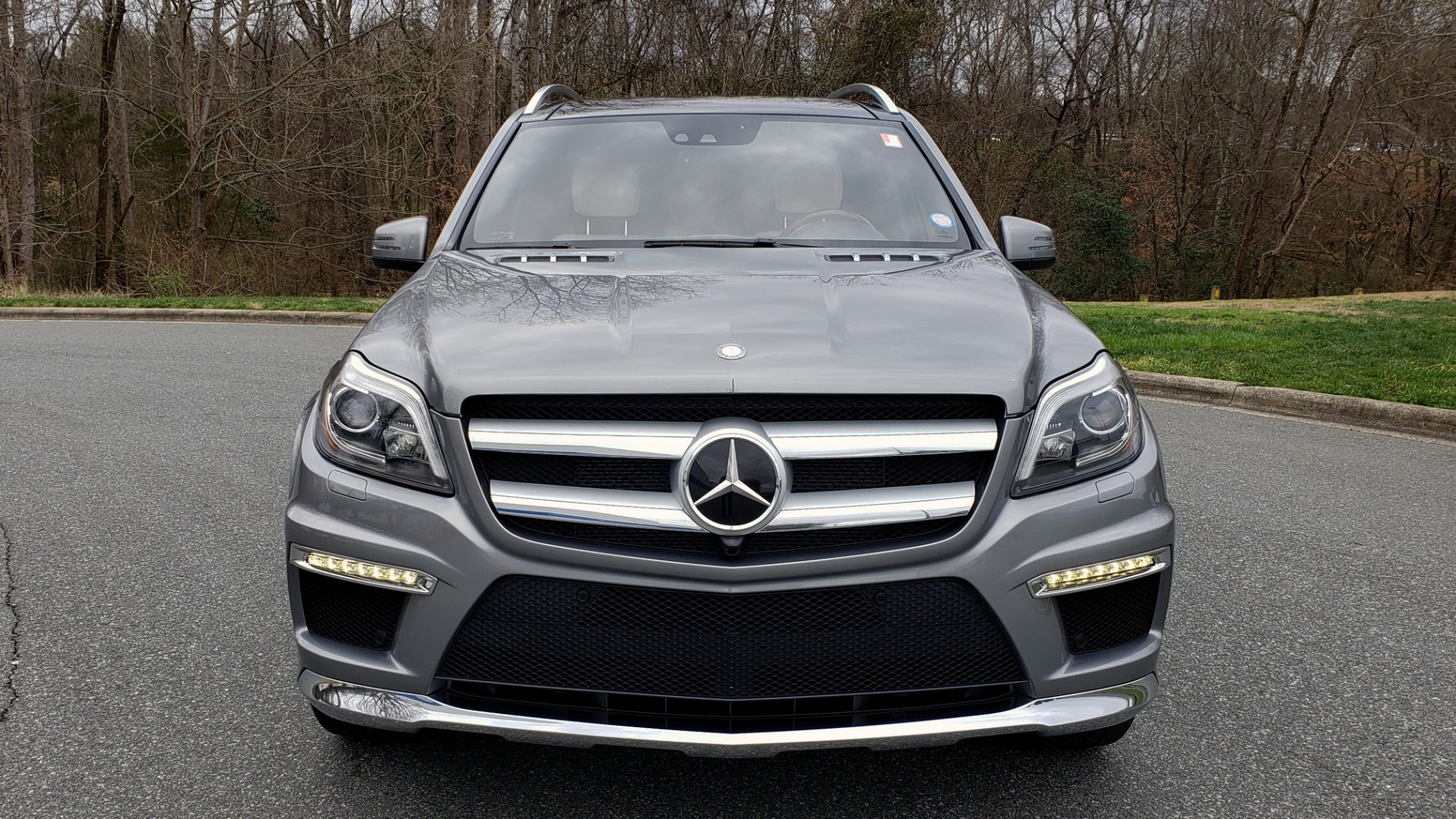 Used 2016 Mercedes-Benz GL 550 4MATIC / NAV / DRVR ASST / DUAL-ROOF / REARVIEW for sale Sold at Formula Imports in Charlotte NC 28227 23