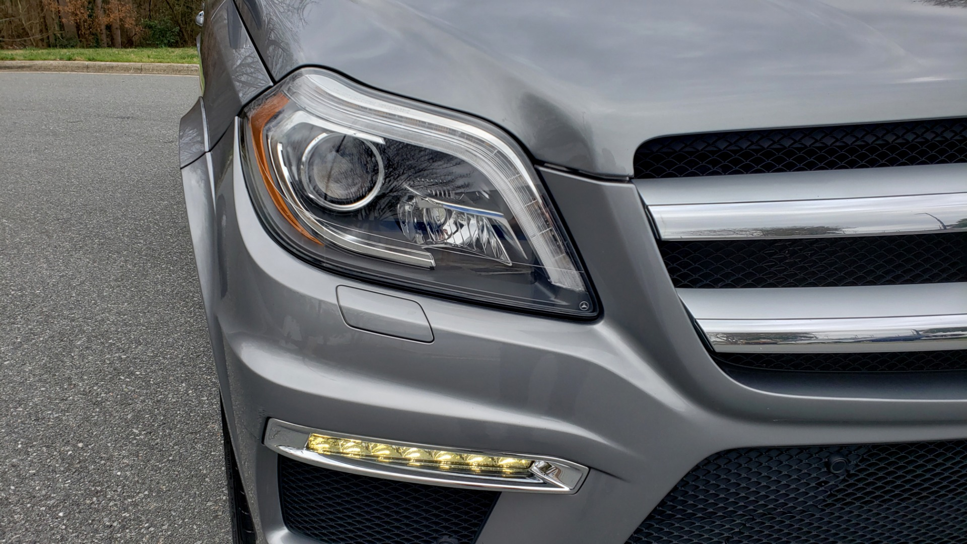 Used 2016 Mercedes-Benz GL 550 4MATIC / NAV / DRVR ASST / DUAL-ROOF / REARVIEW for sale Sold at Formula Imports in Charlotte NC 28227 24