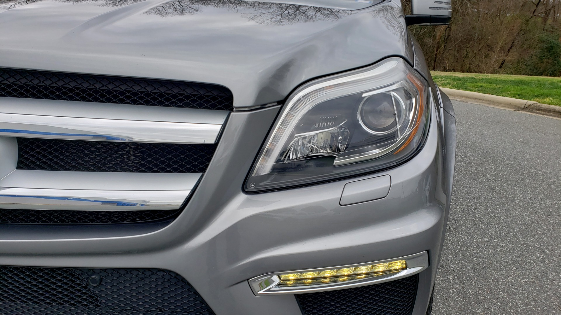 Used 2016 Mercedes-Benz GL 550 4MATIC / NAV / DRVR ASST / DUAL-ROOF / REARVIEW for sale Sold at Formula Imports in Charlotte NC 28227 25