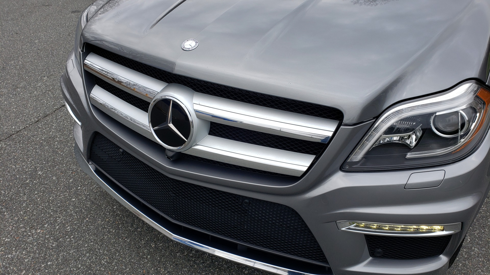 Used 2016 Mercedes-Benz GL 550 4MATIC / NAV / DRVR ASST / DUAL-ROOF / REARVIEW for sale Sold at Formula Imports in Charlotte NC 28227 26