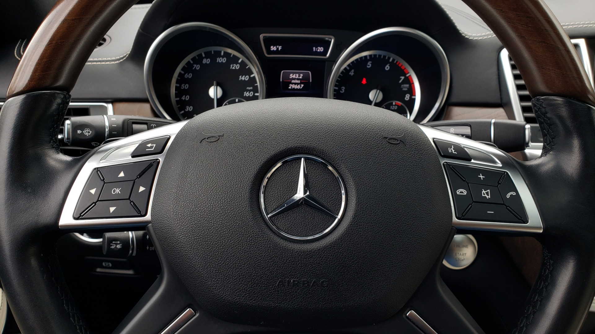 Used 2016 Mercedes-Benz GL 550 4MATIC / NAV / DRVR ASST / DUAL-ROOF / REARVIEW for sale Sold at Formula Imports in Charlotte NC 28227 43