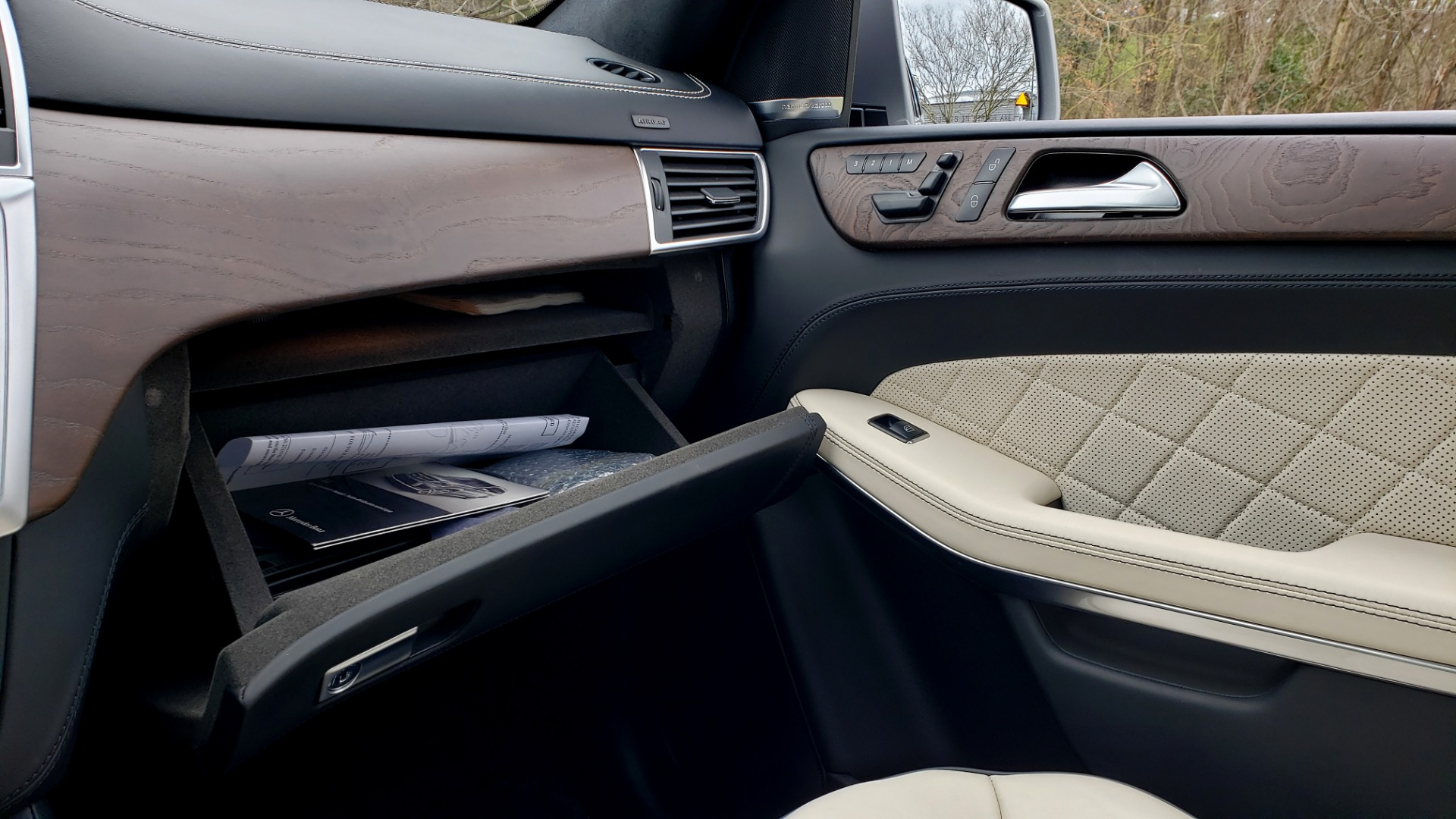 Used 2016 Mercedes-Benz GL 550 4MATIC / NAV / DRVR ASST / DUAL-ROOF / REARVIEW for sale Sold at Formula Imports in Charlotte NC 28227 54