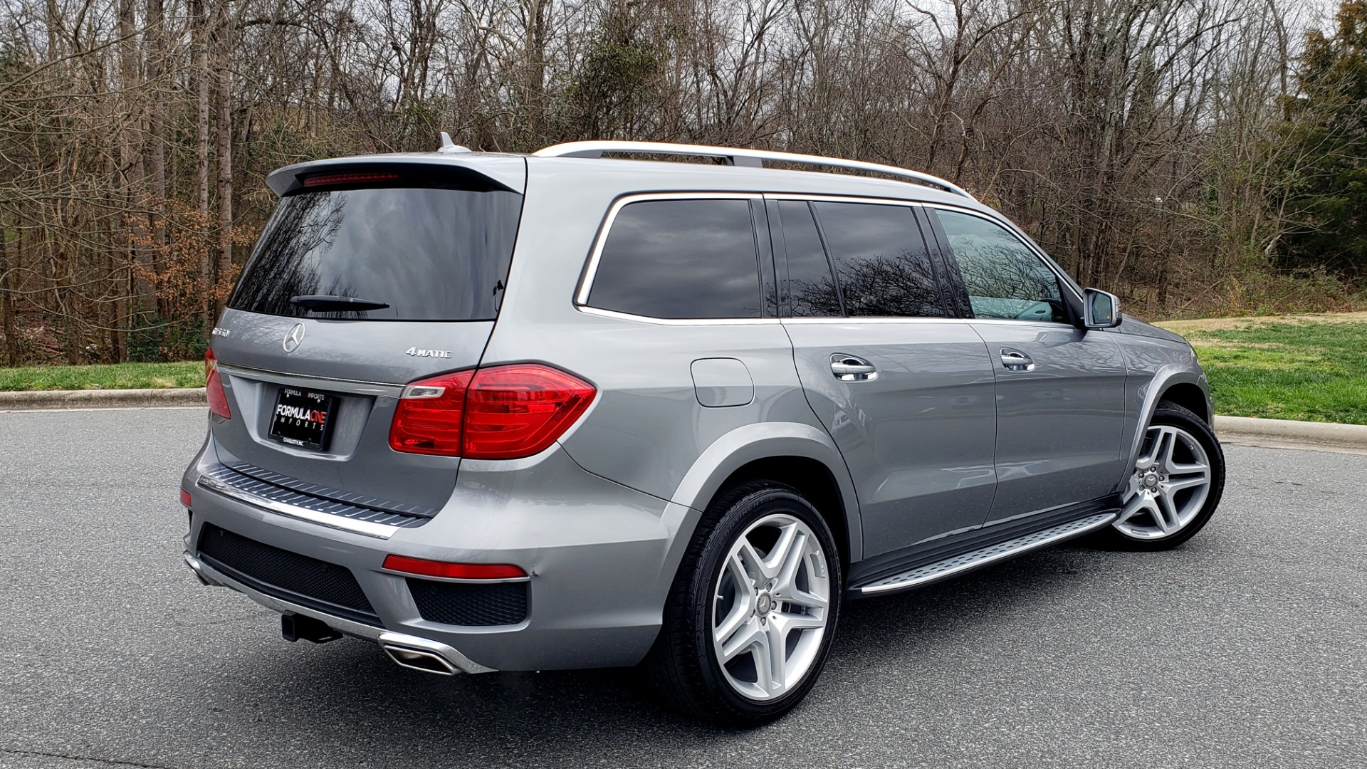 Used 2016 Mercedes-Benz GL 550 4MATIC / NAV / DRVR ASST / DUAL-ROOF / REARVIEW for sale Sold at Formula Imports in Charlotte NC 28227 6