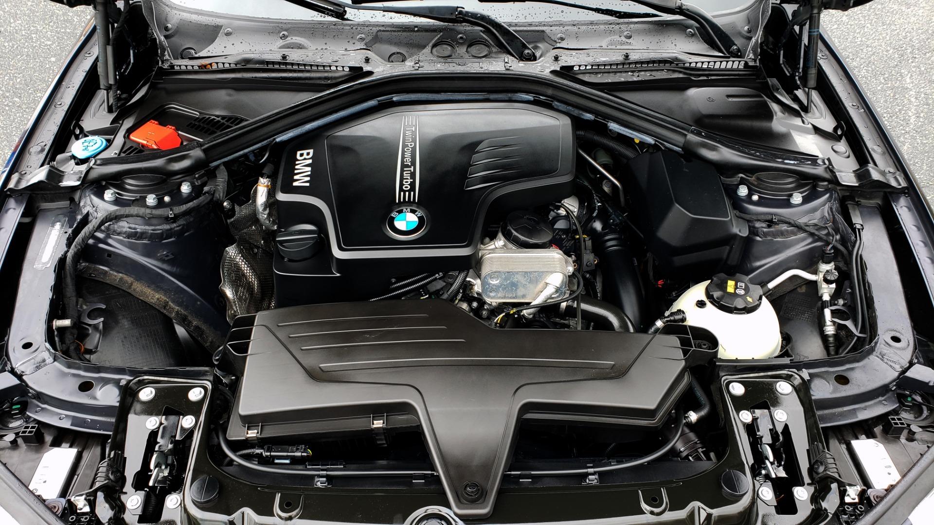 Used 2016 BMW 3 SERIES 328I PREMIUM PKG / DRVR ASST / SUNROOF / PARK ASST for sale Sold at Formula Imports in Charlotte NC 28227 11