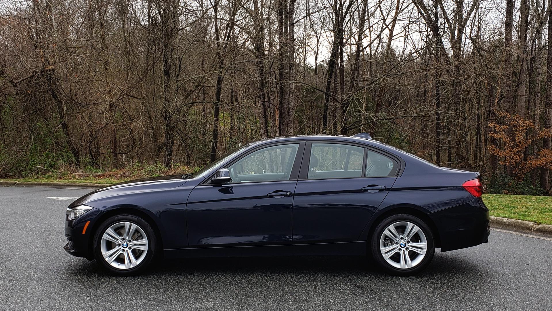 Used 2016 BMW 3 SERIES 328I PREMIUM PKG / DRVR ASST / SUNROOF / PARK ASST for sale Sold at Formula Imports in Charlotte NC 28227 2