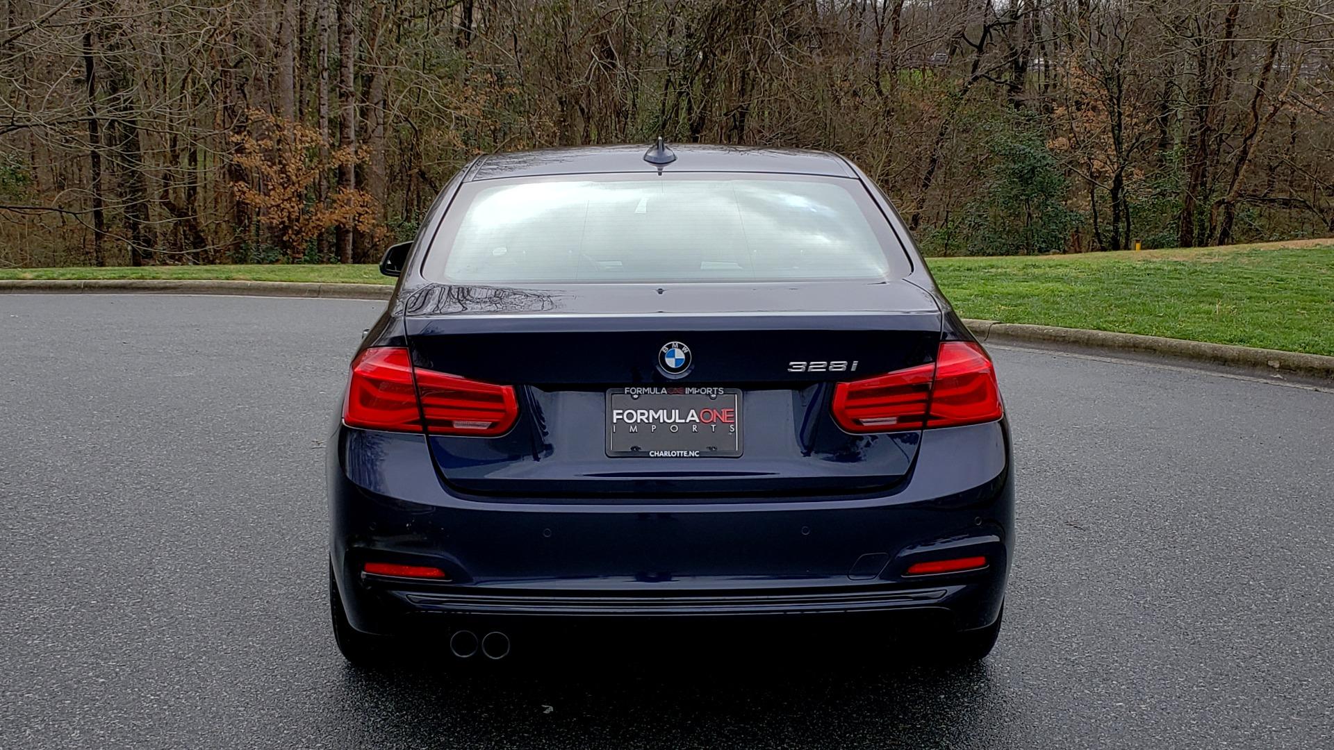 Used 2016 BMW 3 SERIES 328I PREMIUM PKG / DRVR ASST / SUNROOF / PARK ASST for sale Sold at Formula Imports in Charlotte NC 28227 26