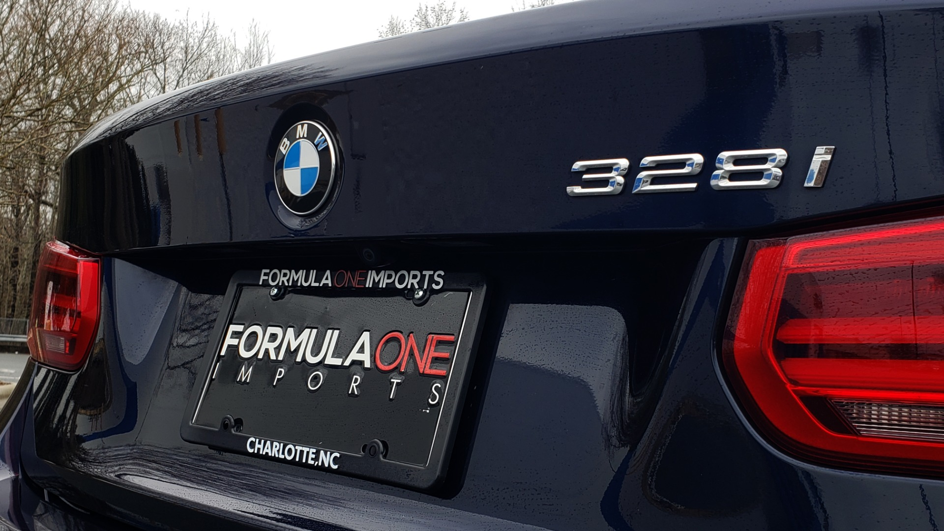 Used 2016 BMW 3 SERIES 328I PREMIUM PKG / DRVR ASST / SUNROOF / PARK ASST for sale Sold at Formula Imports in Charlotte NC 28227 29