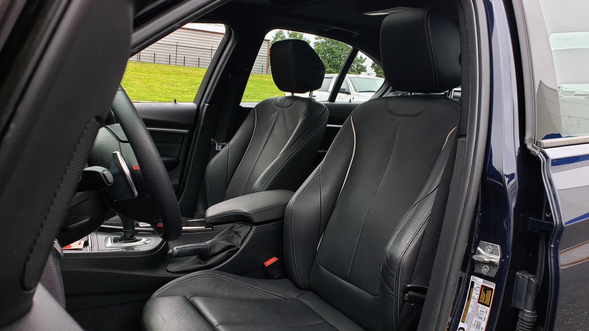 Used 2016 BMW 3 SERIES 328I PREMIUM PKG / DRVR ASST / SUNROOF / PARK ASST for sale Sold at Formula Imports in Charlotte NC 28227 33