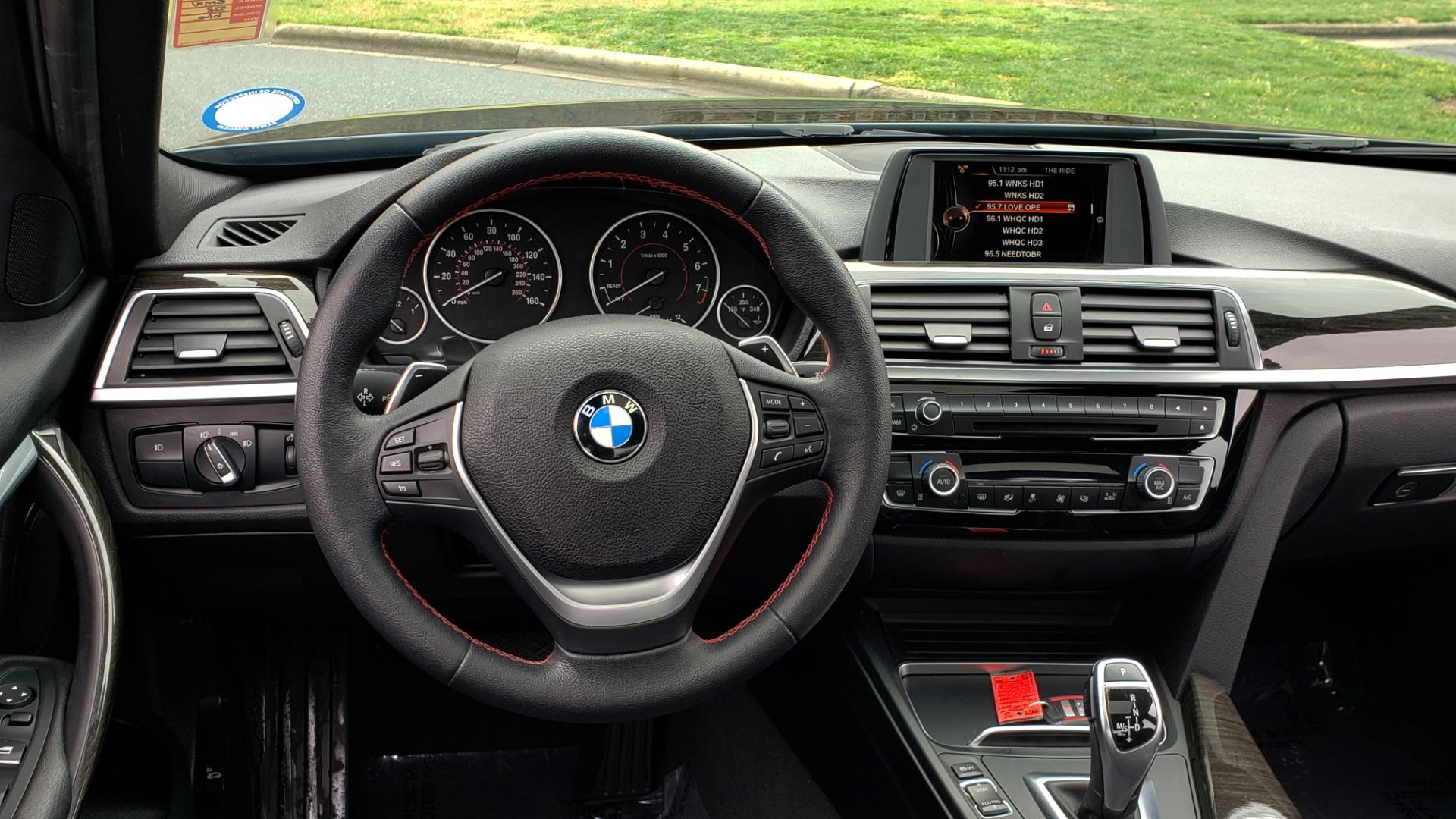 Used 2016 BMW 3 SERIES 328I PREMIUM PKG / DRVR ASST / SUNROOF / PARK ASST for sale Sold at Formula Imports in Charlotte NC 28227 35