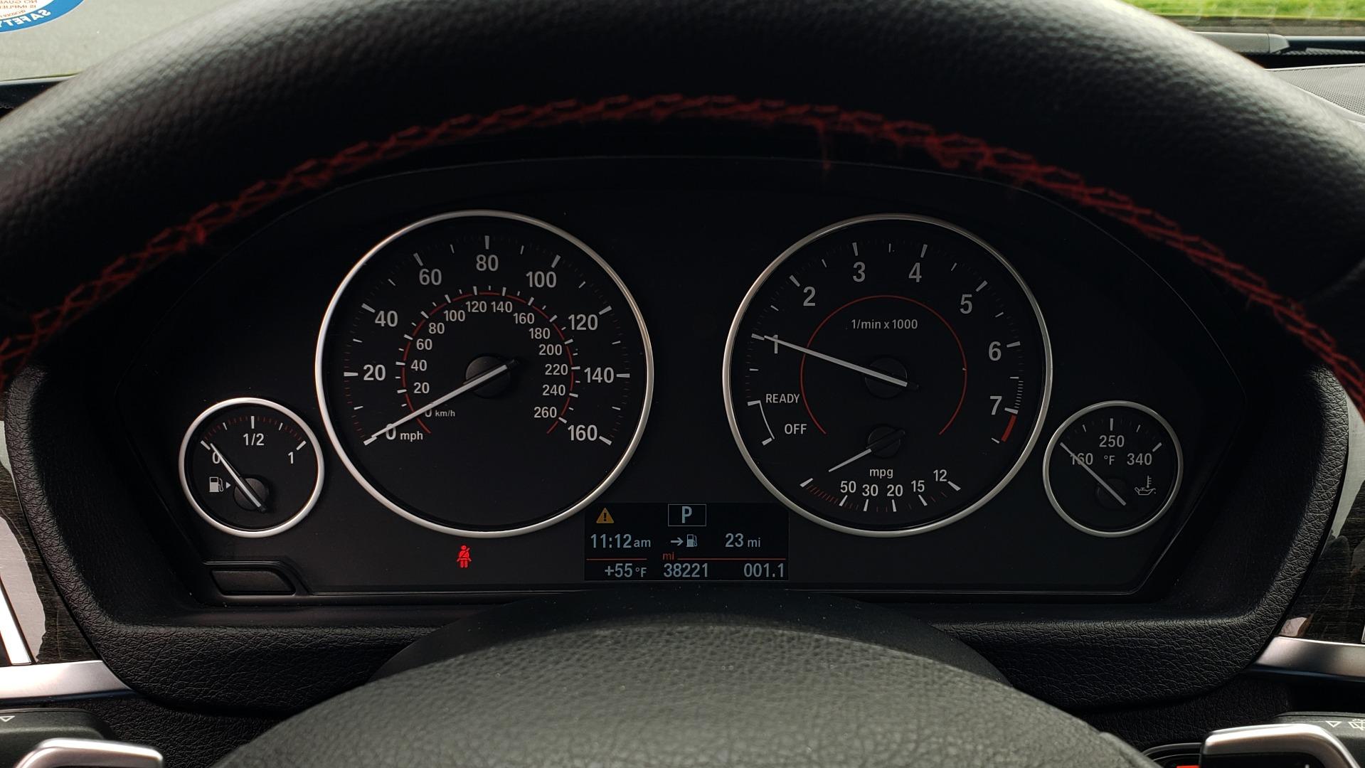 Used 2016 BMW 3 SERIES 328I PREMIUM PKG / DRVR ASST / SUNROOF / PARK ASST for sale Sold at Formula Imports in Charlotte NC 28227 38