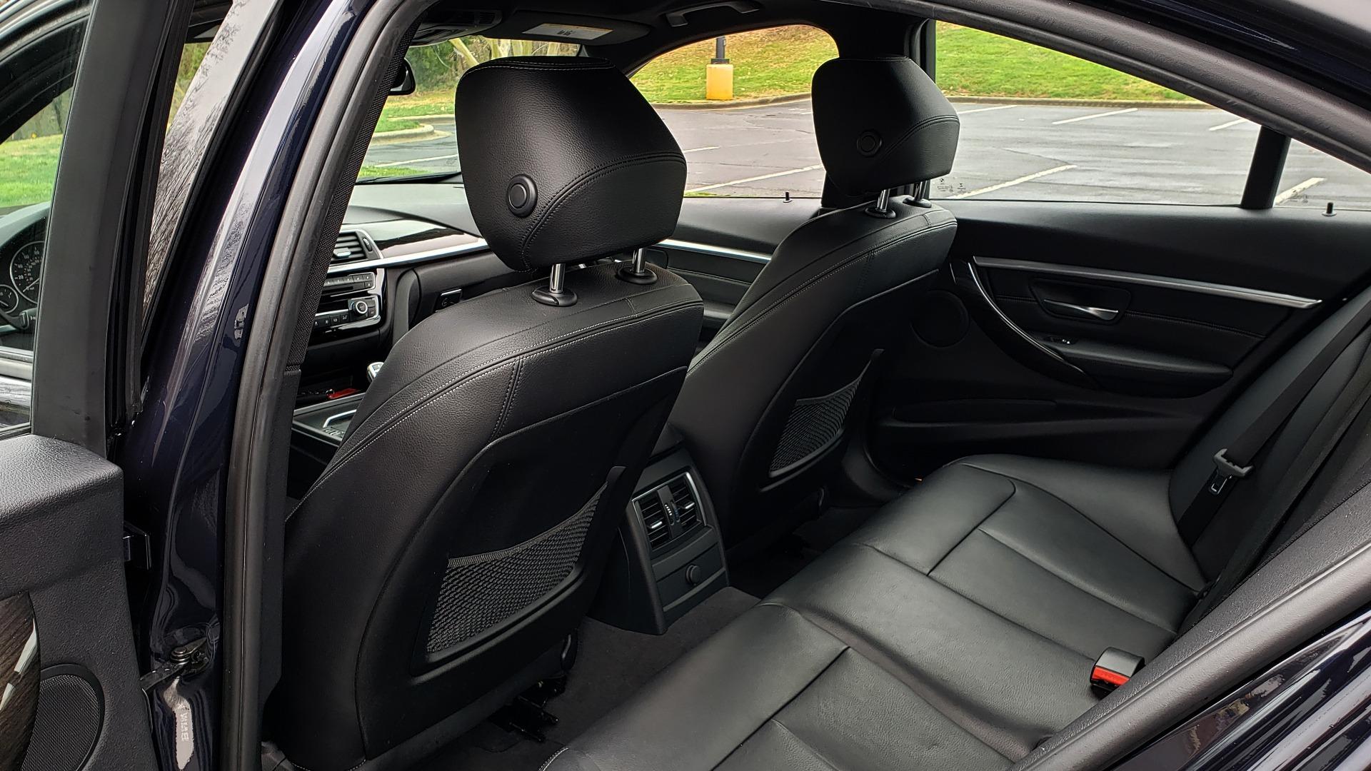 Used 2016 BMW 3 SERIES 328I PREMIUM PKG / DRVR ASST / SUNROOF / PARK ASST for sale Sold at Formula Imports in Charlotte NC 28227 57