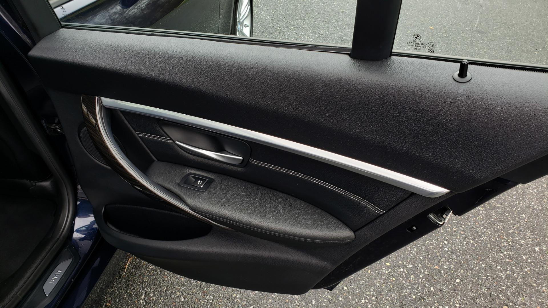 Used 2016 BMW 3 SERIES 328I PREMIUM PKG / DRVR ASST / SUNROOF / PARK ASST for sale Sold at Formula Imports in Charlotte NC 28227 64