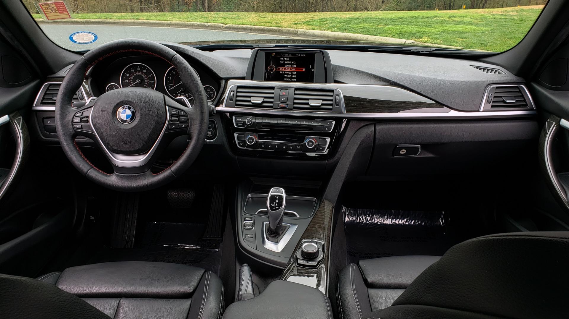 Used 2016 BMW 3 SERIES 328I PREMIUM PKG / DRVR ASST / SUNROOF / PARK ASST for sale Sold at Formula Imports in Charlotte NC 28227 71