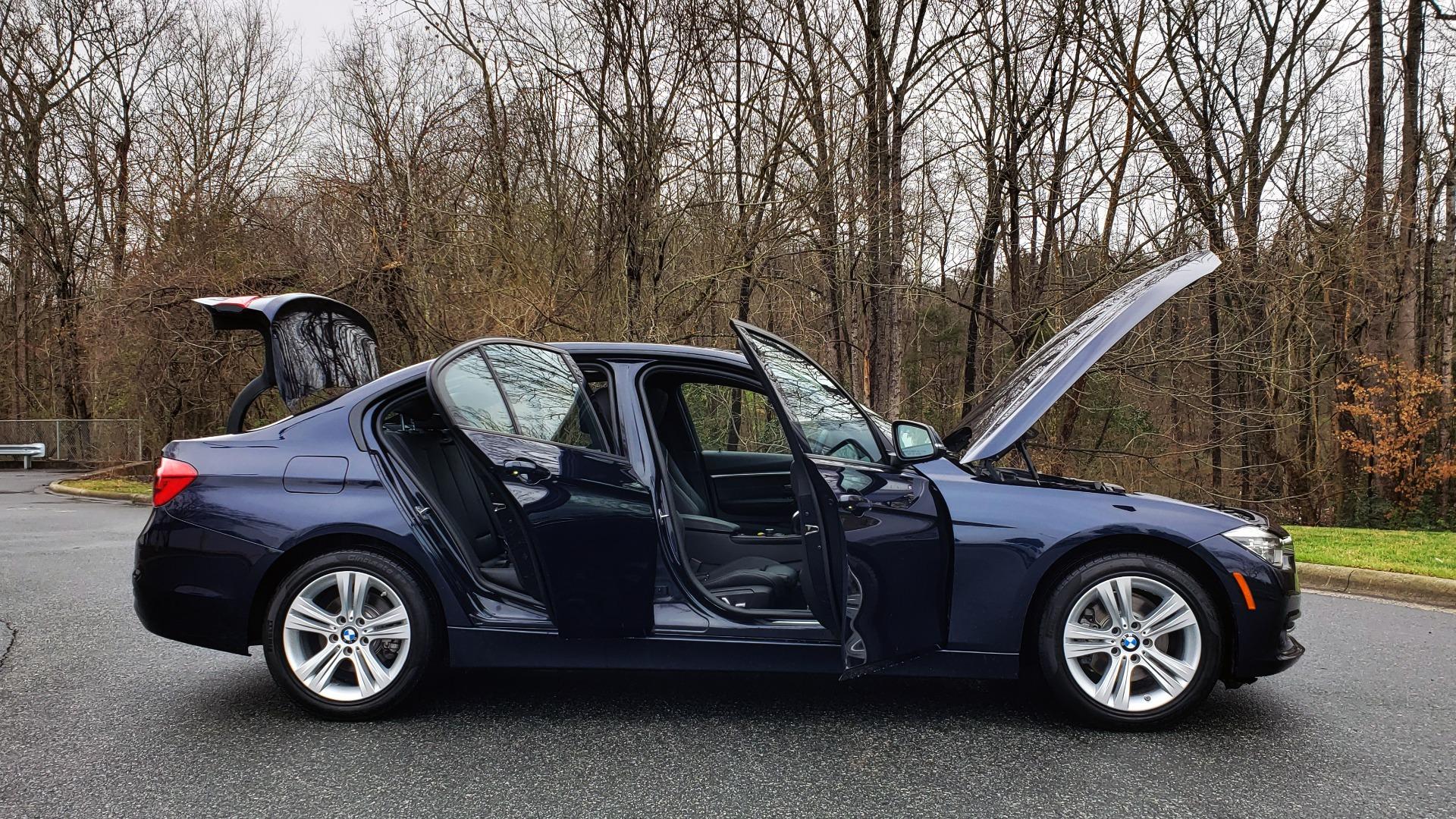 Used 2016 BMW 3 SERIES 328I PREMIUM PKG / DRVR ASST / SUNROOF / PARK ASST for sale Sold at Formula Imports in Charlotte NC 28227 9