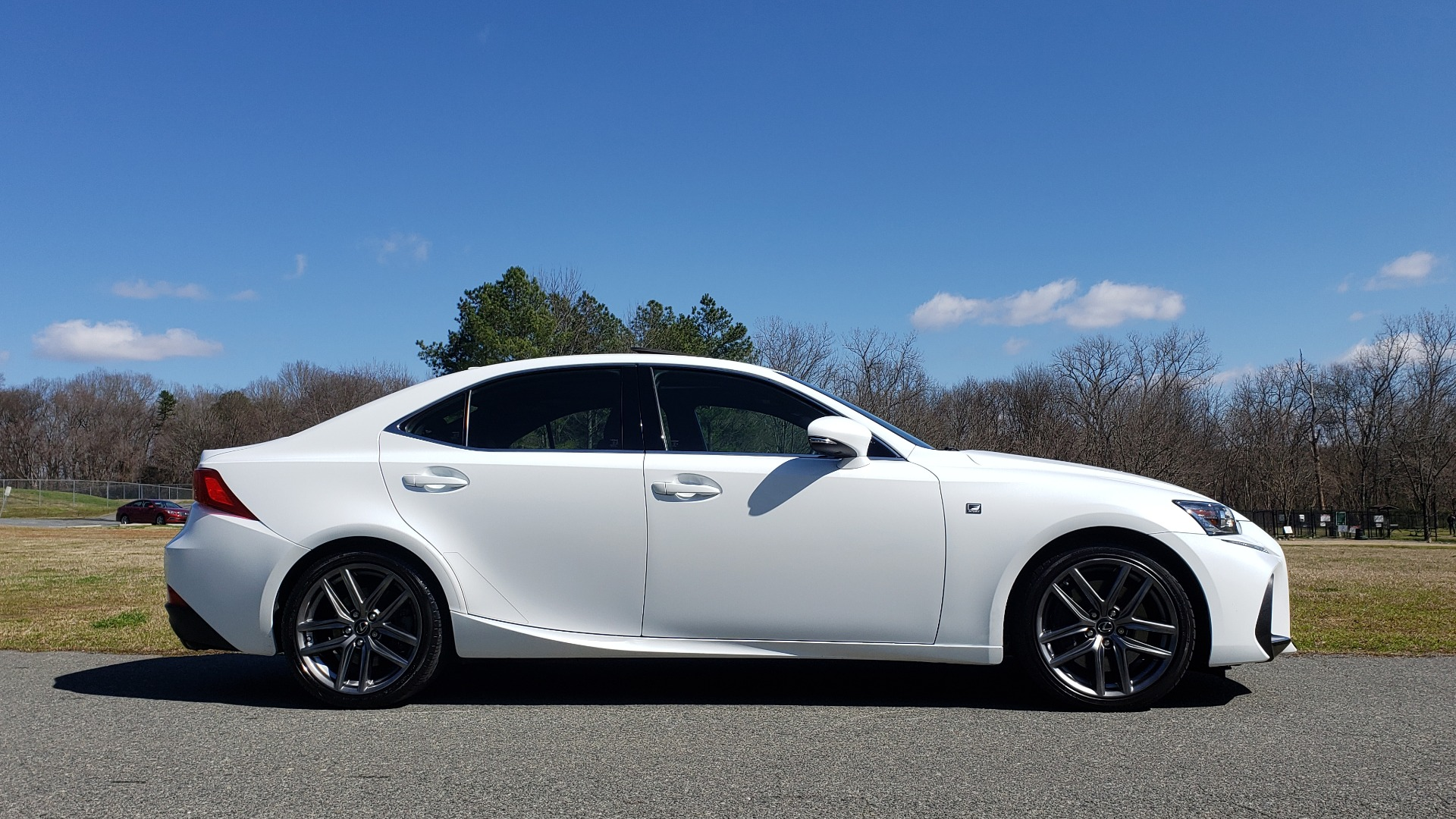 Used 2017 Lexus IS 200T F-SPORT / SUNROOF / REARVIEW / VENT SEATS for sale Sold at Formula Imports in Charlotte NC 28227 6