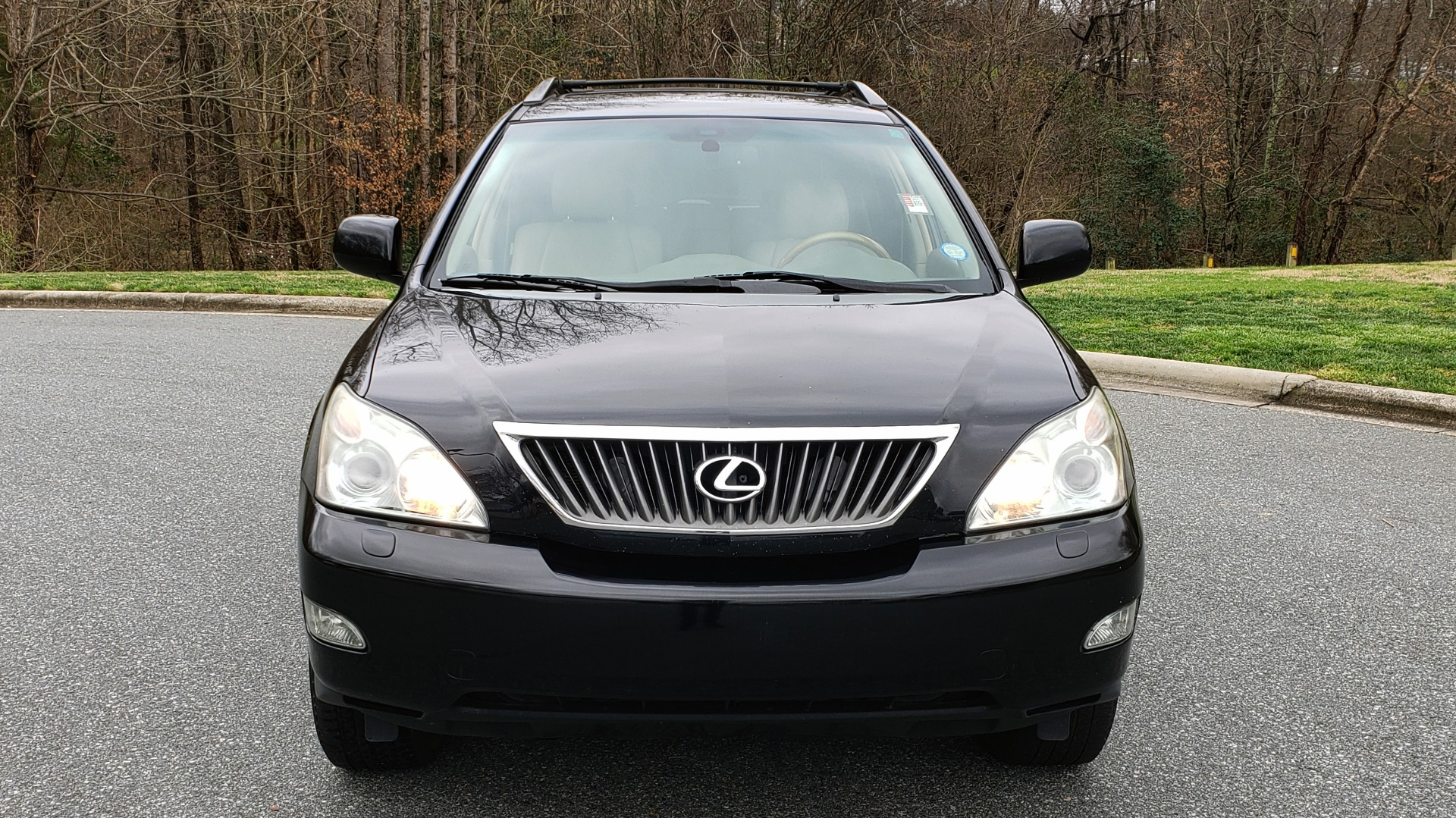 Used 2008 Lexus RX 350 LUXURY EDITION / NAV / SUNROOF / REARVIEW for sale Sold at Formula Imports in Charlotte NC 28227 22