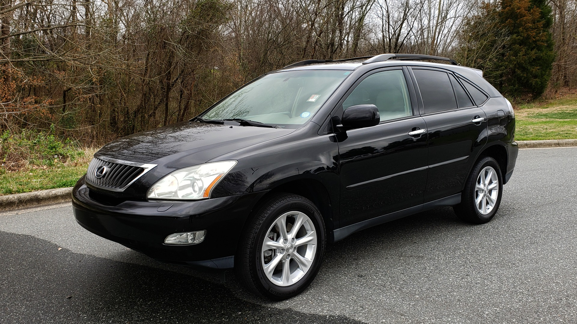 Used 2008 Lexus RX 350 LUXURY EDITION / NAV / SUNROOF / REARVIEW for sale Sold at Formula Imports in Charlotte NC 28227 1