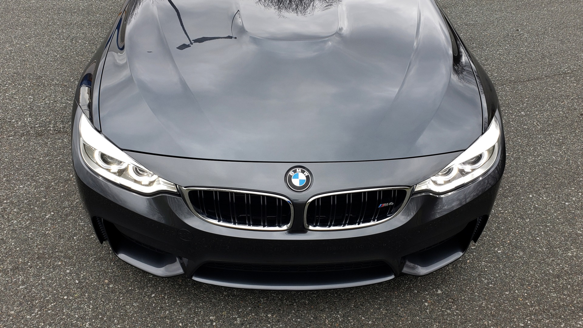 Used 2017 BMW M4 COUPE / 6-SPD MAN / NAV / CF ROOF / HTD STS for sale Sold at Formula Imports in Charlotte NC 28227 19