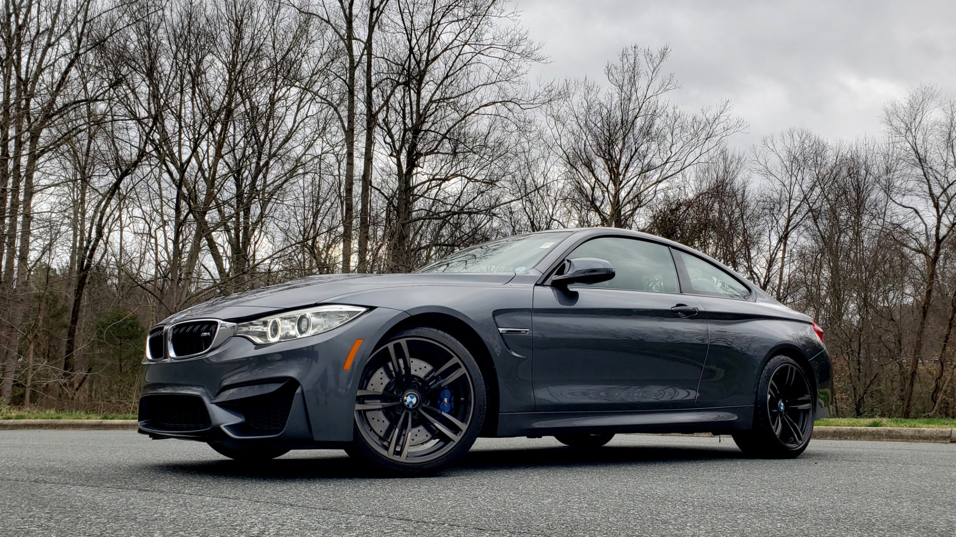 Used 2017 BMW M4 COUPE / 6-SPD MAN / NAV / CF ROOF / HTD STS for sale Sold at Formula Imports in Charlotte NC 28227 2