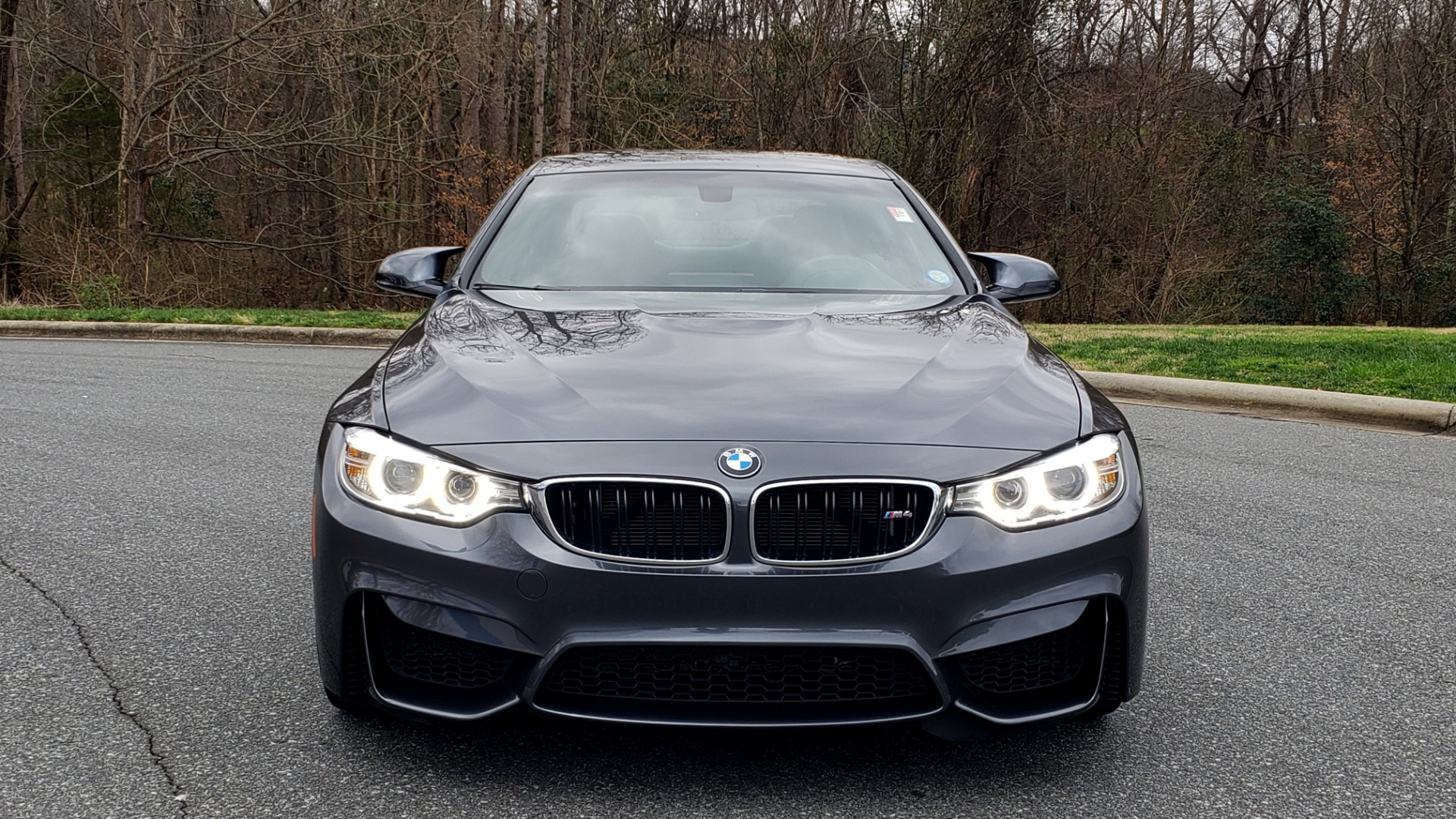 Used 2017 BMW M4 COUPE / 6-SPD MAN / NAV / CF ROOF / HTD STS for sale Sold at Formula Imports in Charlotte NC 28227 23