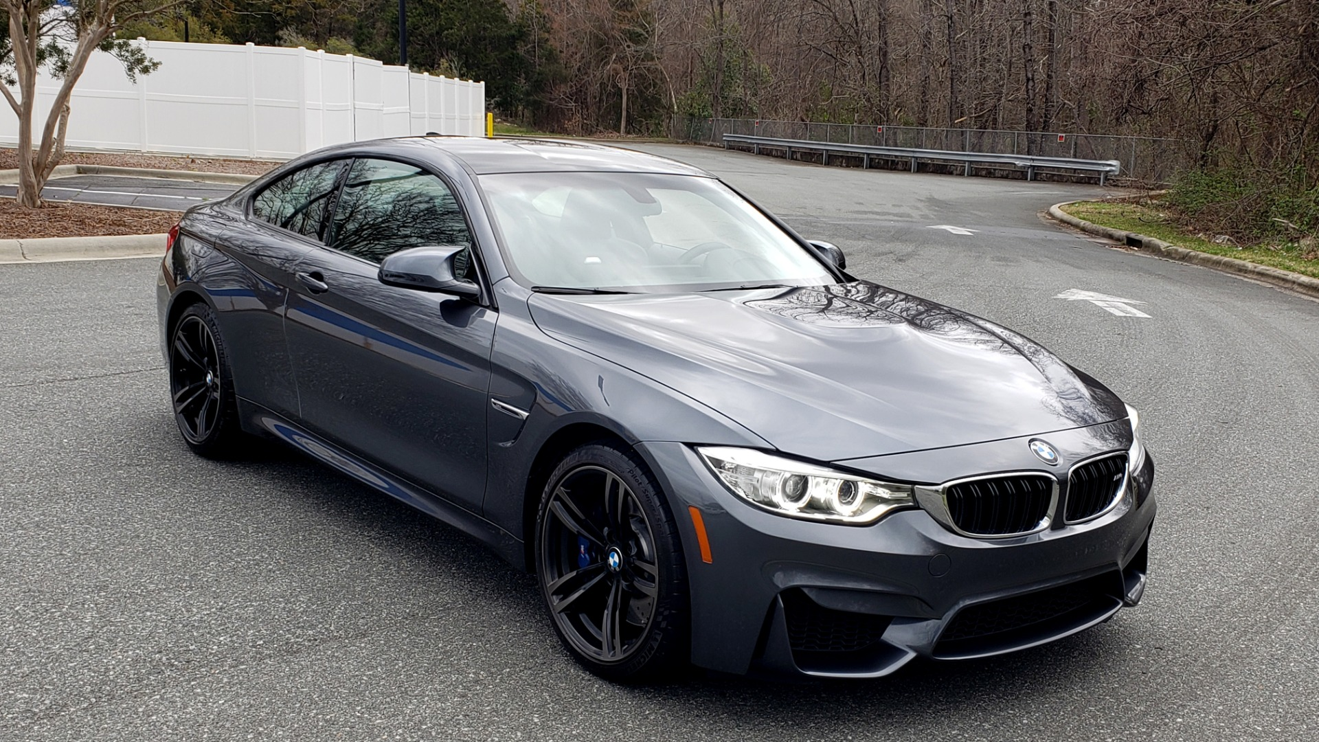 Used 2017 BMW M4 COUPE / 6-SPD MAN / NAV / CF ROOF / HTD STS for sale Sold at Formula Imports in Charlotte NC 28227 5