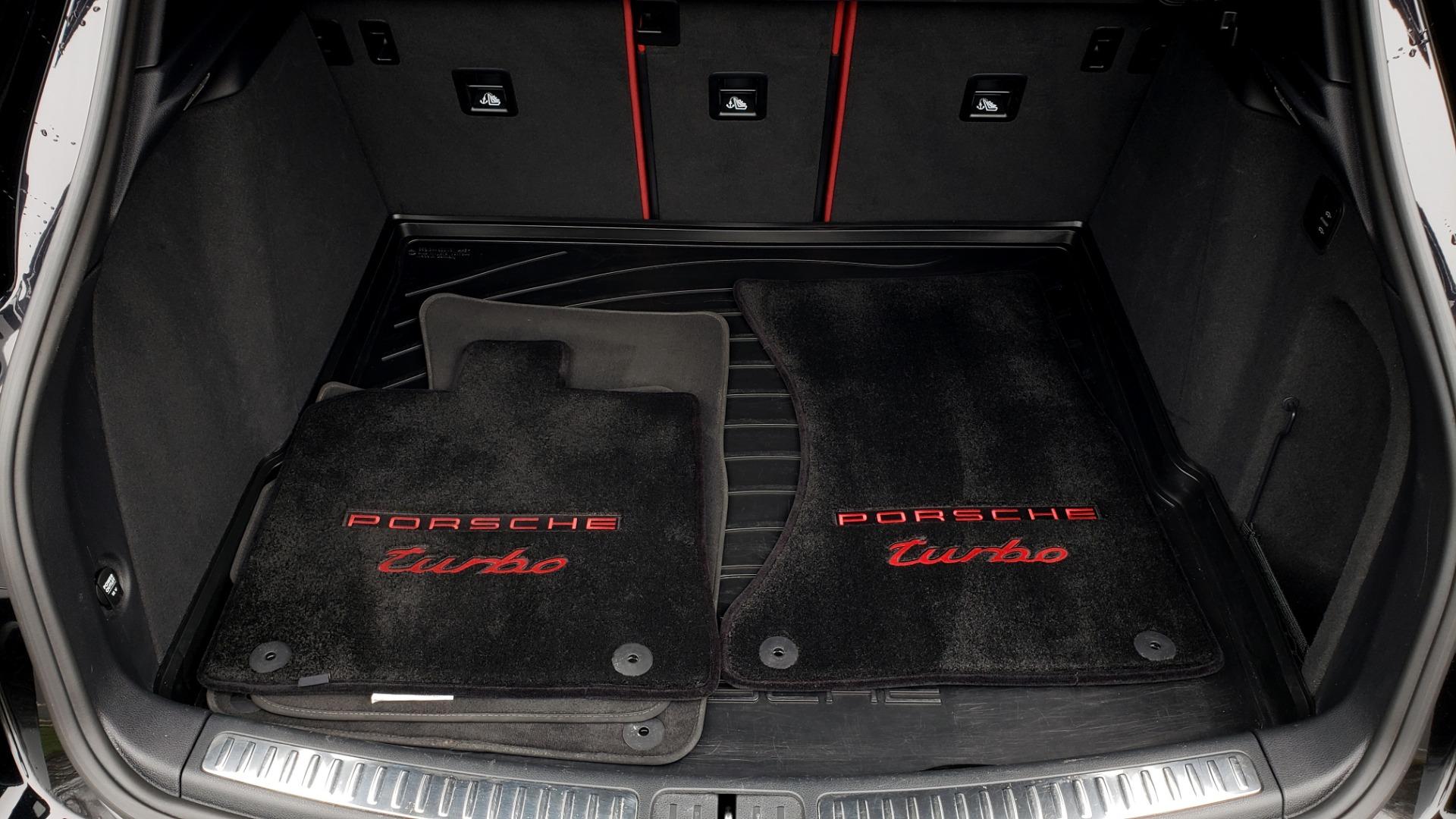 Used 2016 Porsche MACAN TURBO / PREM / NAV / PARK ASST / BOSE / PDK / CHRONO PKG for sale Sold at Formula Imports in Charlotte NC 28227 14