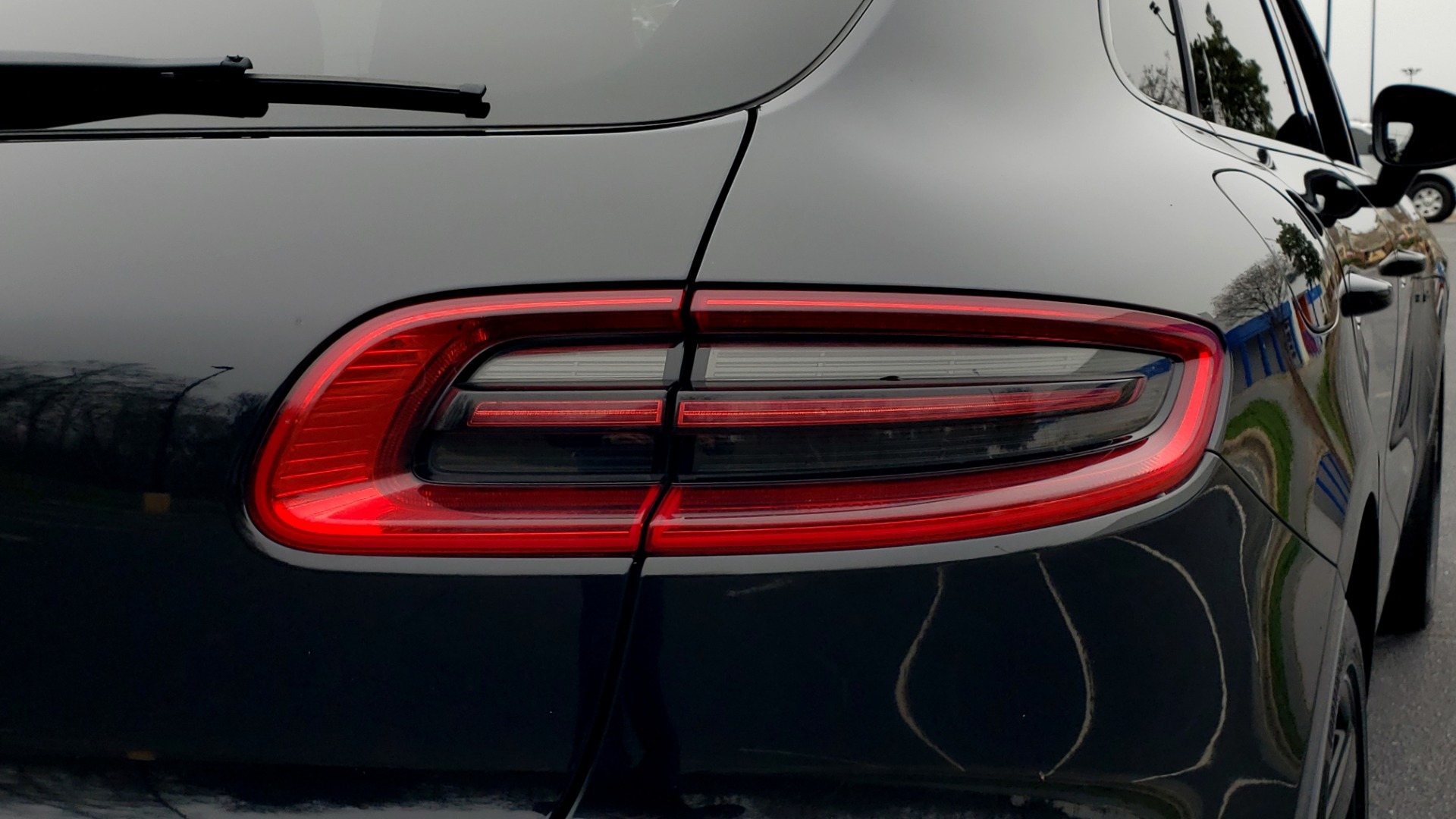 Used 2016 Porsche MACAN TURBO / PREM / NAV / PARK ASST / BOSE / PDK / CHRONO PKG for sale Sold at Formula Imports in Charlotte NC 28227 27