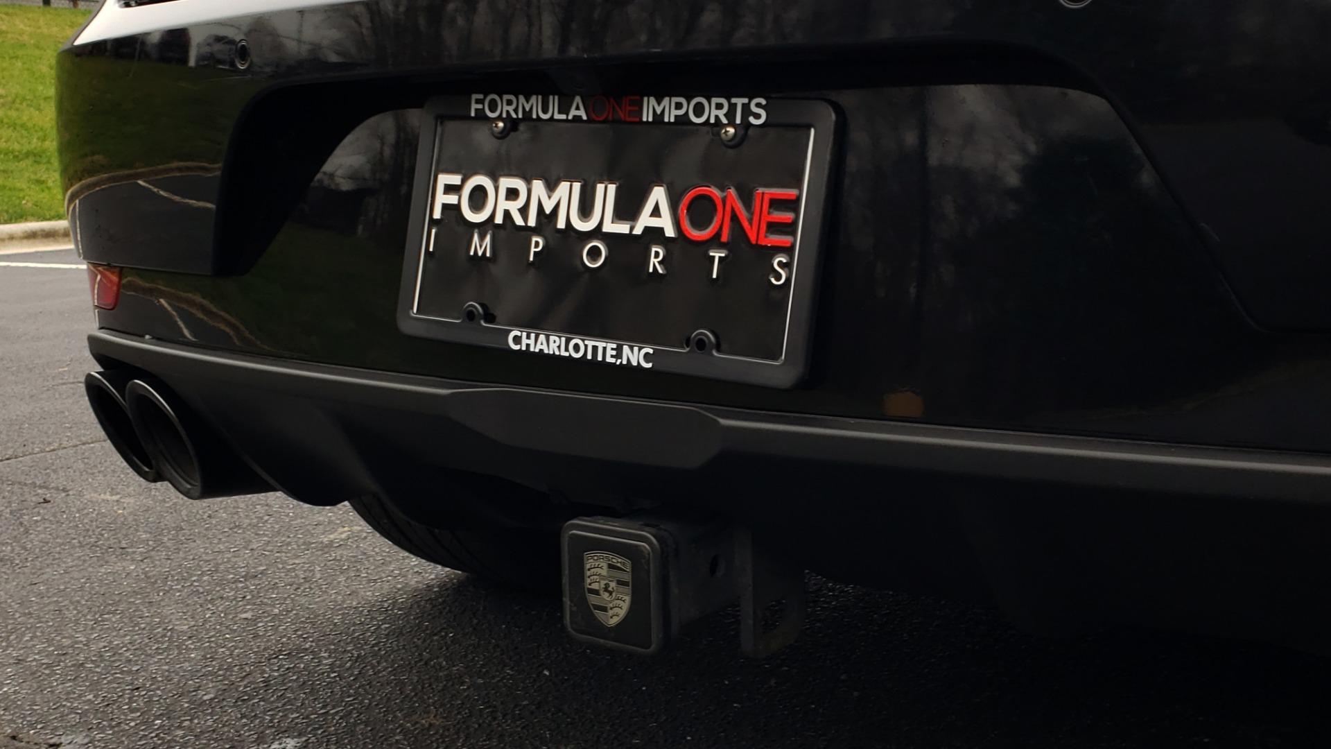 Used 2016 Porsche MACAN TURBO / PREM / NAV / PARK ASST / BOSE / PDK / CHRONO PKG for sale Sold at Formula Imports in Charlotte NC 28227 28