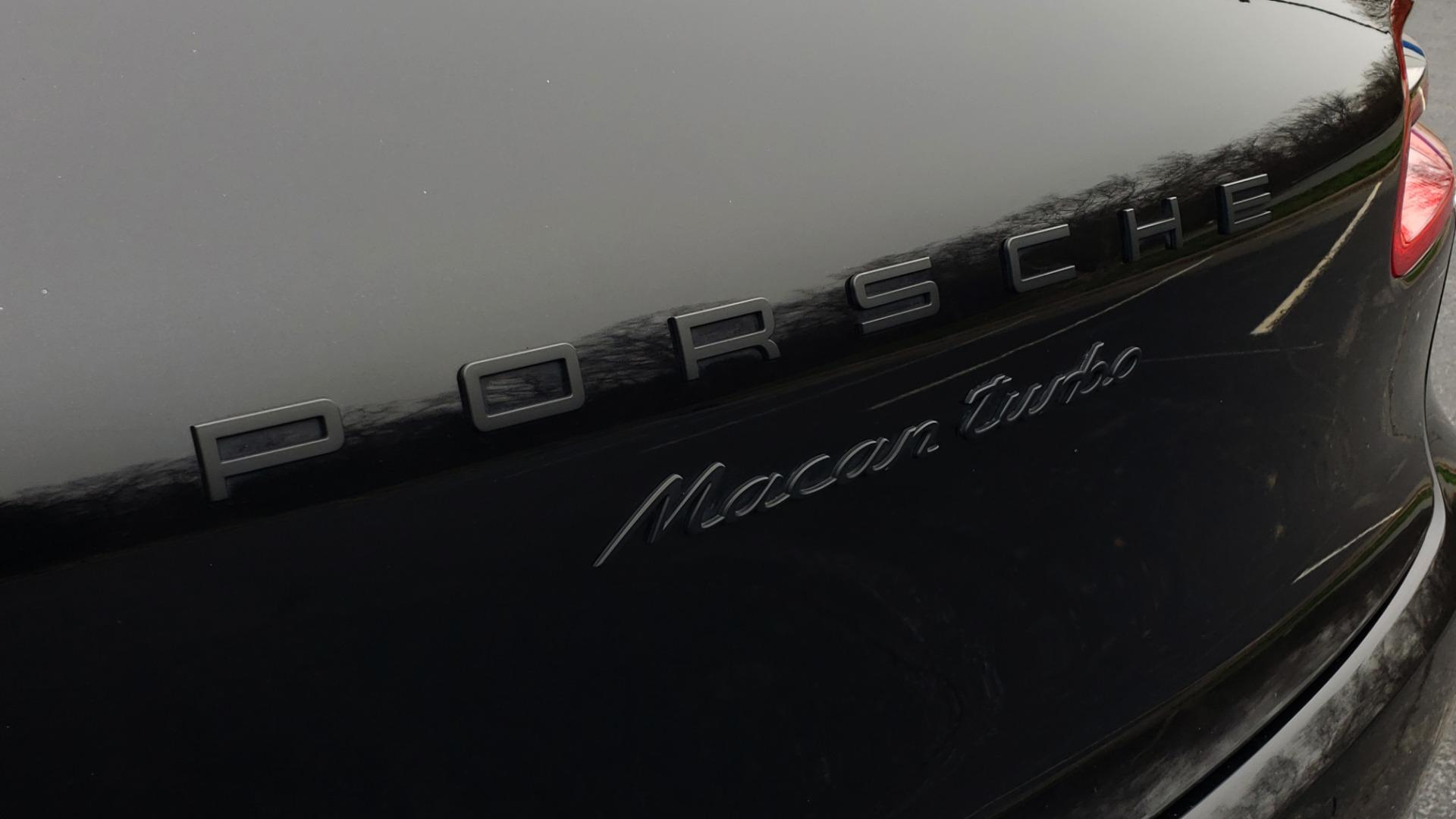 Used 2016 Porsche MACAN TURBO / PREM / NAV / PARK ASST / BOSE / PDK / CHRONO PKG for sale Sold at Formula Imports in Charlotte NC 28227 29