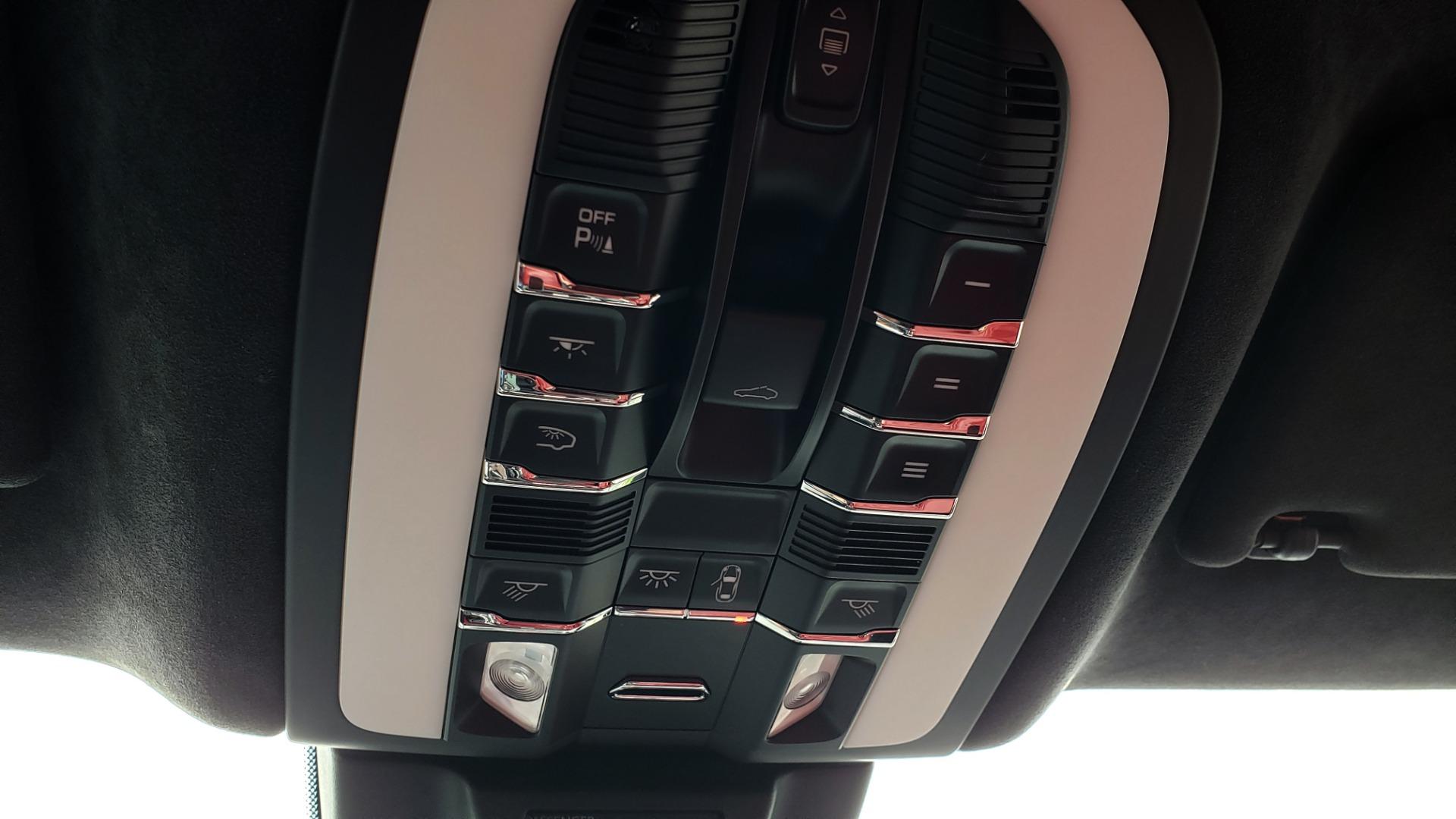 Used 2016 Porsche MACAN TURBO / PREM / NAV / PARK ASST / BOSE / PDK / CHRONO PKG for sale Sold at Formula Imports in Charlotte NC 28227 60