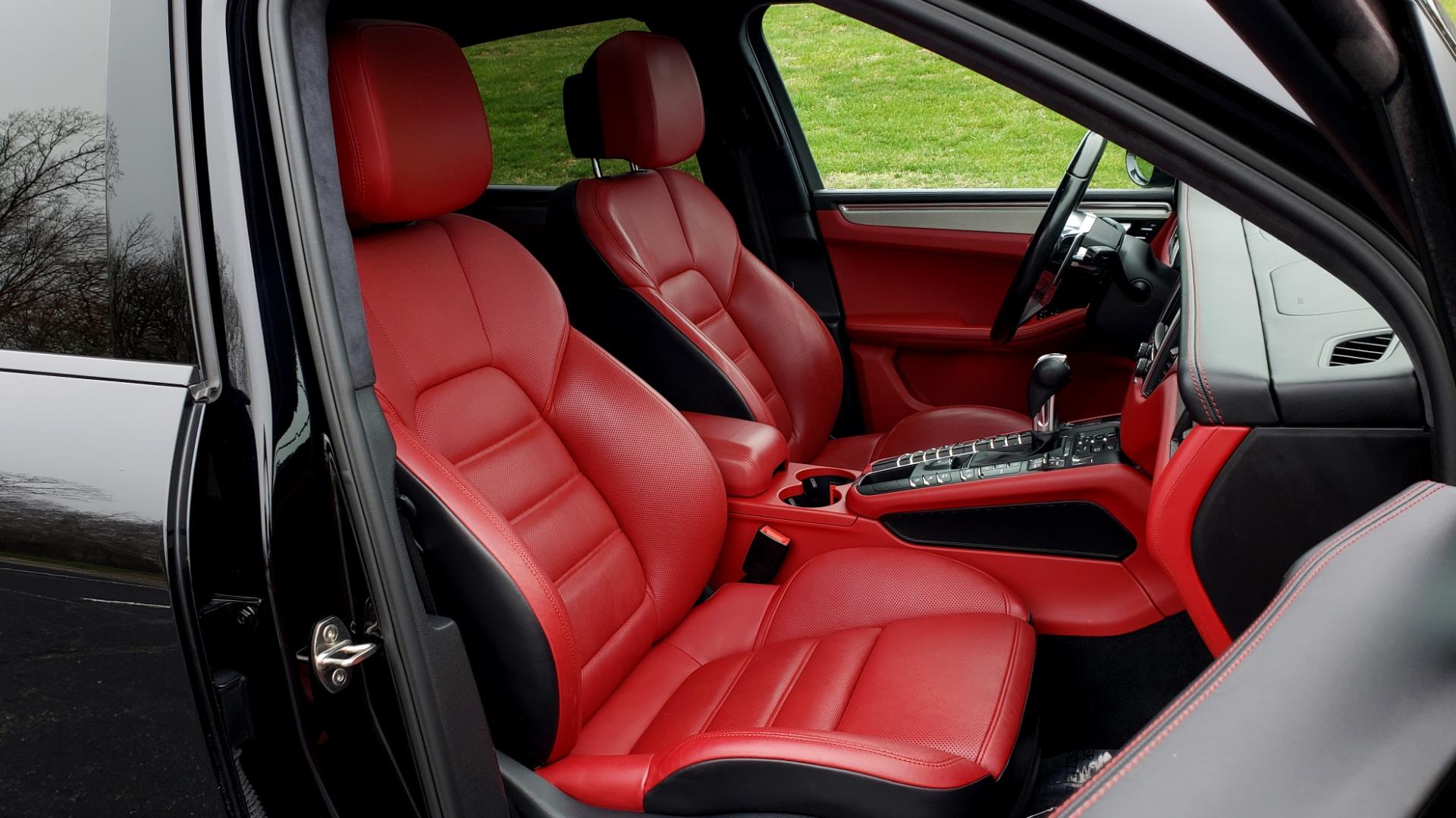 Used 2016 Porsche MACAN TURBO / PREM / NAV / PARK ASST / BOSE / PDK / CHRONO PKG for sale Sold at Formula Imports in Charlotte NC 28227 71