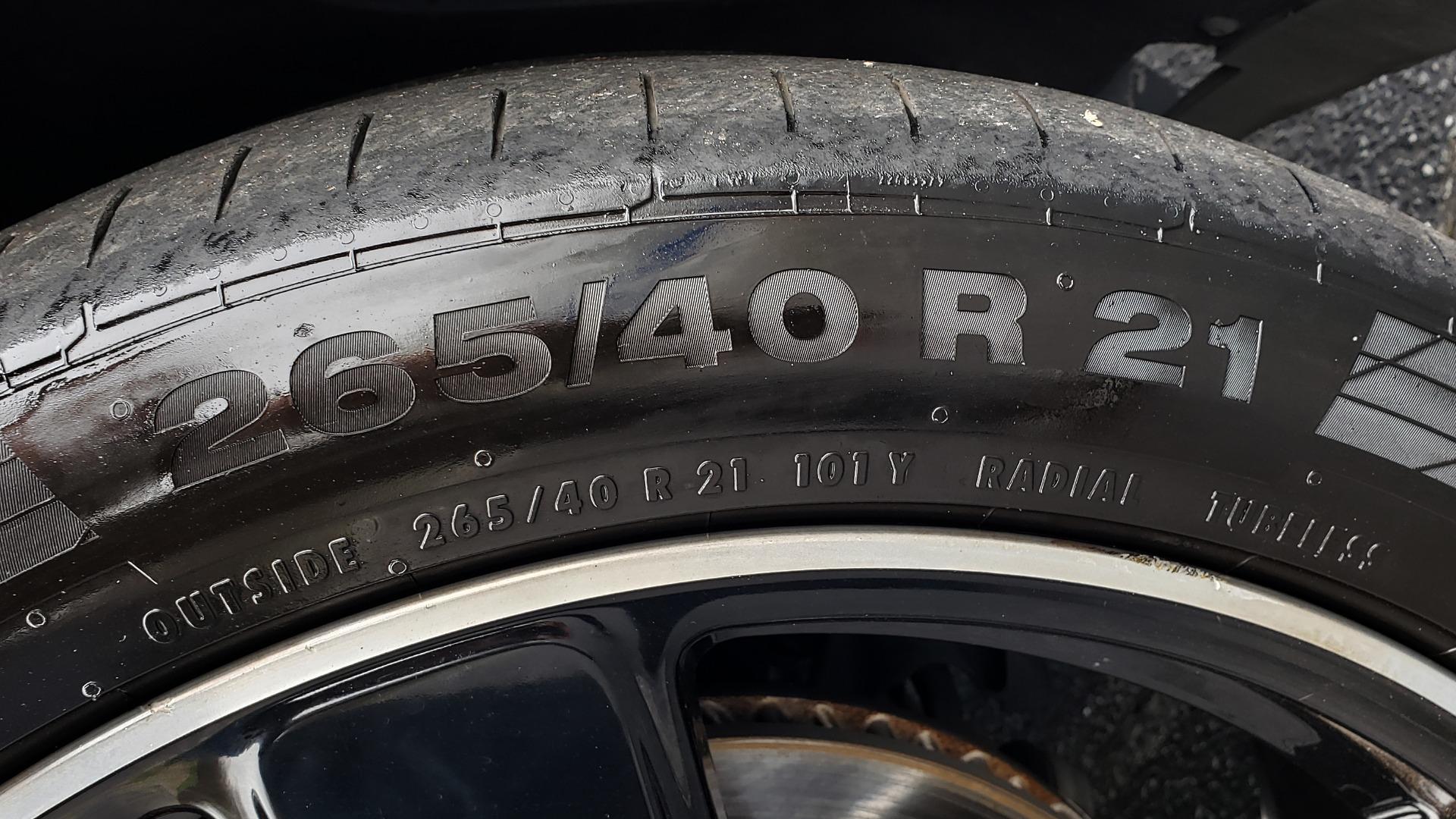 Used 2016 Porsche MACAN TURBO / PREM / NAV / PARK ASST / BOSE / PDK / CHRONO PKG for sale Sold at Formula Imports in Charlotte NC 28227 87