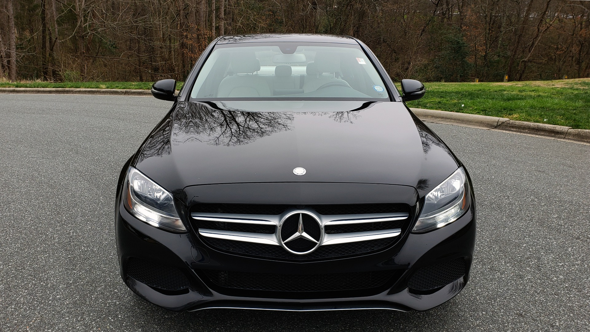 Used 2017 Mercedes-Benz C-CLASS C 300 PREMIUM / HTD STS / SUNROOF / REARVIEW for sale Sold at Formula Imports in Charlotte NC 28227 20