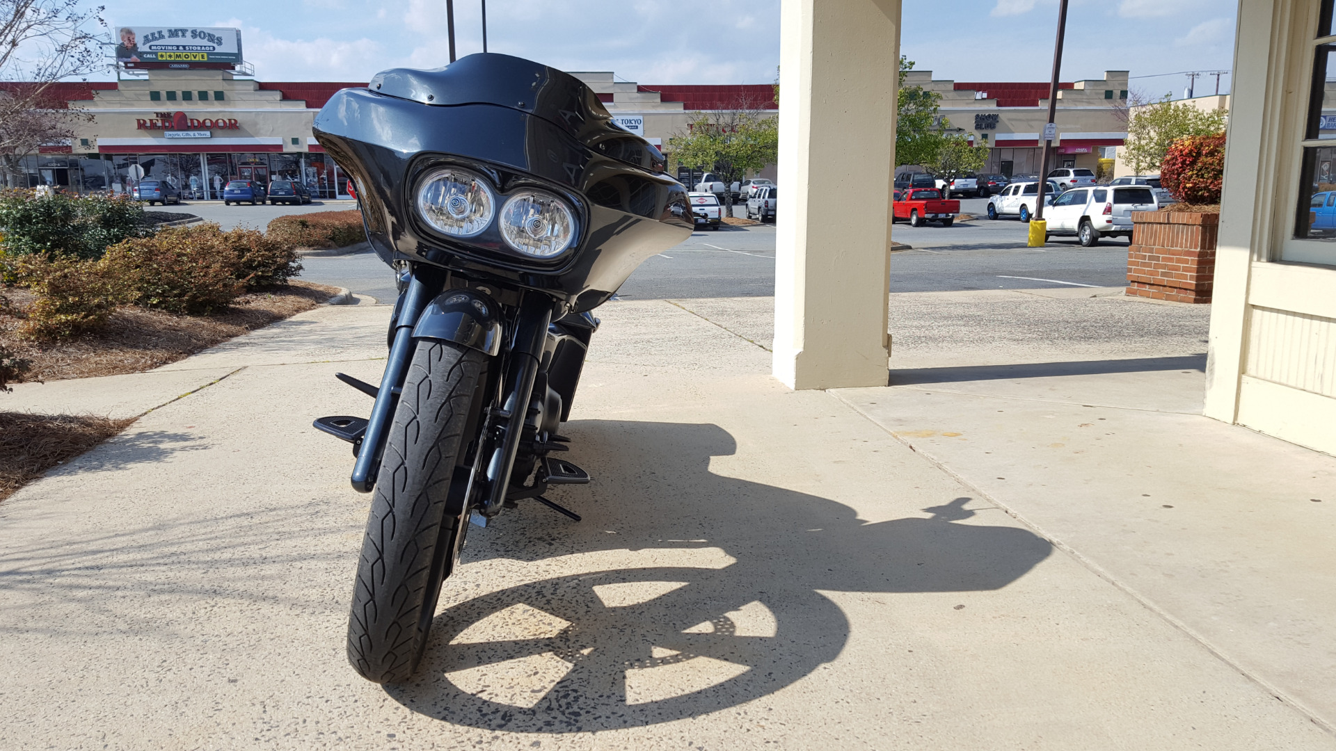Used 2012 Harley-Davidson ROAD GLIDE NASI BAGGER for sale Sold at Formula Imports in Charlotte NC 28227 3
