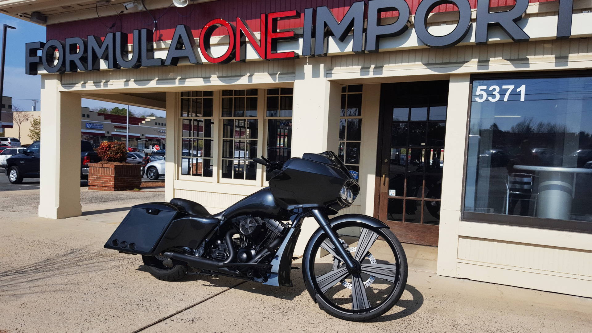Used 2012 Harley-Davidson ROAD GLIDE NASI BAGGER for sale Sold at Formula Imports in Charlotte NC 28227 47