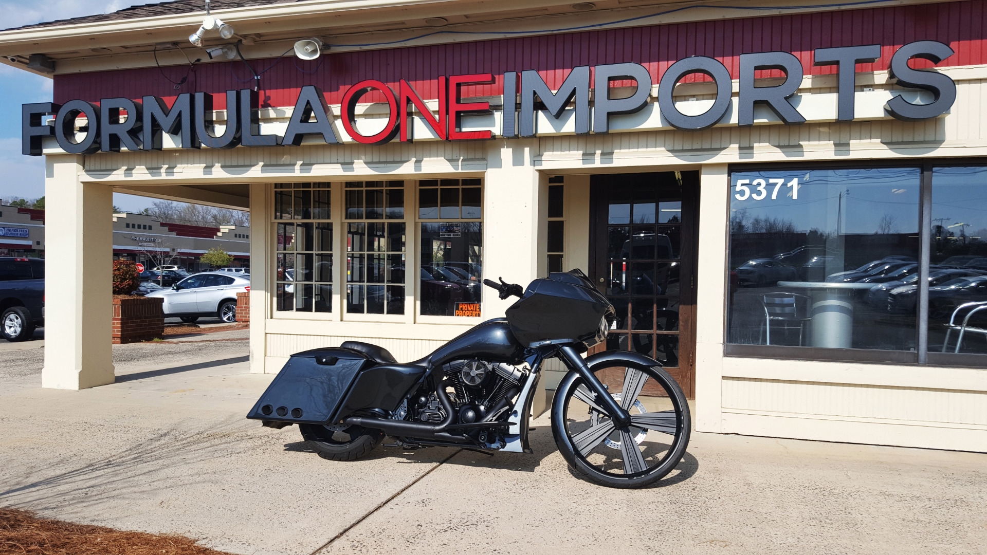 Used 2012 Harley-Davidson ROAD GLIDE NASI BAGGER for sale Sold at Formula Imports in Charlotte NC 28227 48