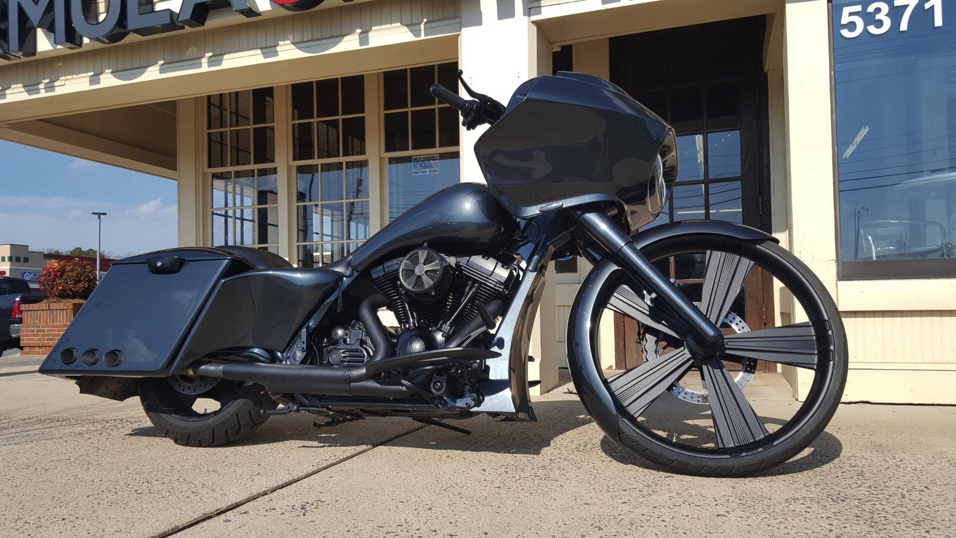 Used 2012 Harley-Davidson ROAD GLIDE NASI BAGGER for sale Sold at Formula Imports in Charlotte NC 28227 49