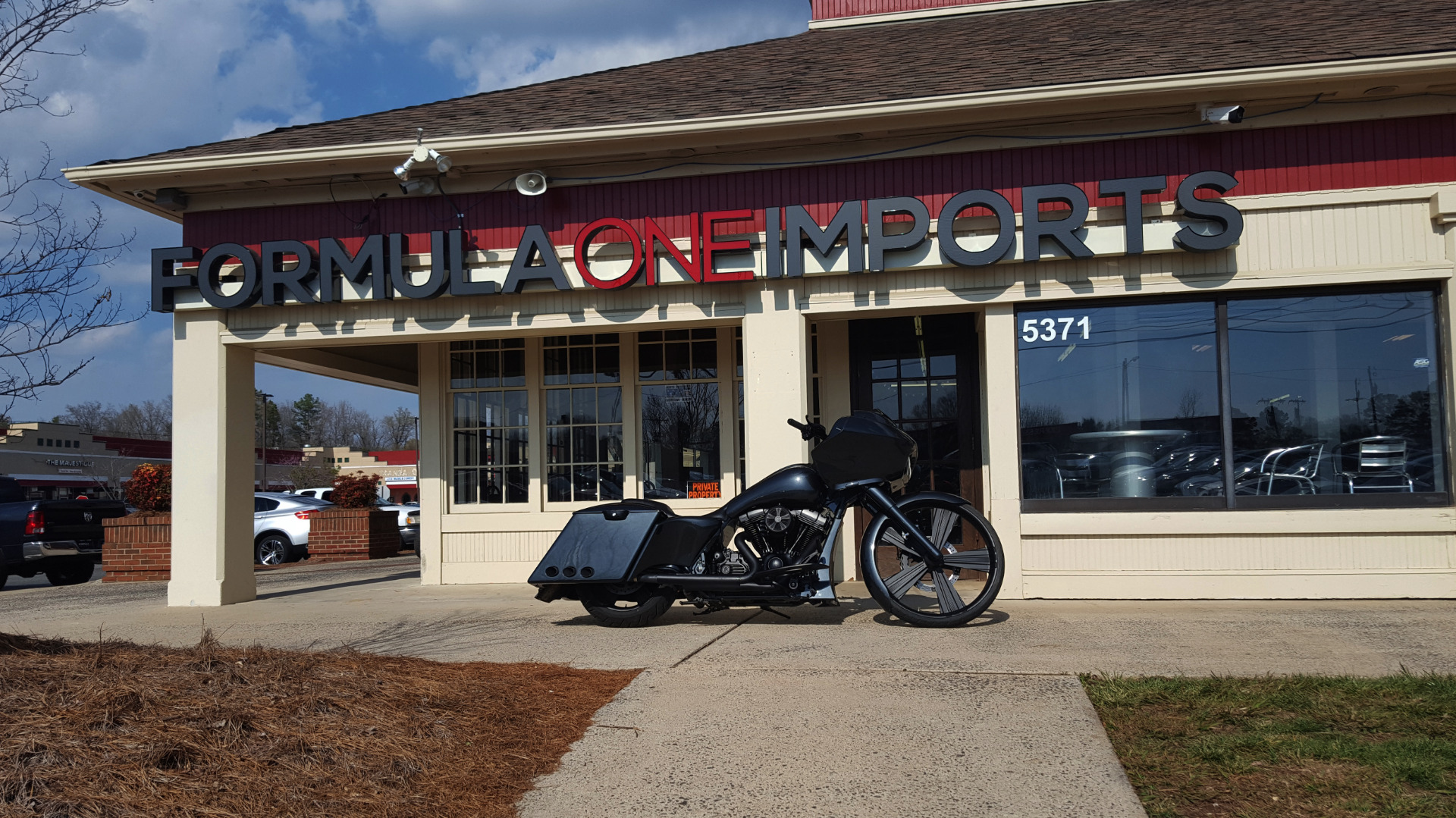 Used 2012 Harley-Davidson ROAD GLIDE NASI BAGGER for sale Sold at Formula Imports in Charlotte NC 28227 50