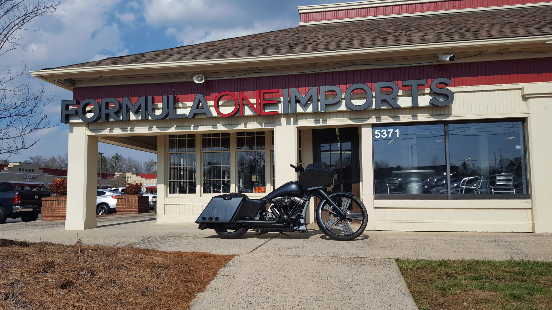 Used 2012 Harley-Davidson ROAD GLIDE NASI BAGGER for sale Sold at Formula Imports in Charlotte NC 28227 51