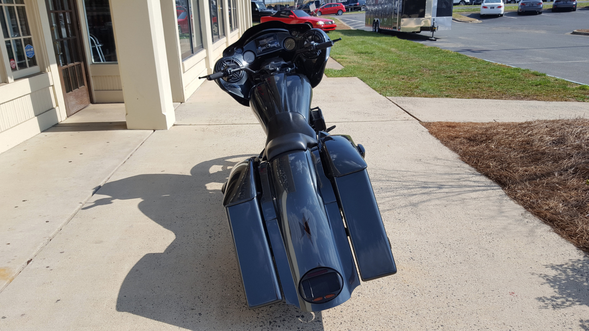 Used 2012 Harley-Davidson ROAD GLIDE NASI BAGGER for sale Sold at Formula Imports in Charlotte NC 28227 7