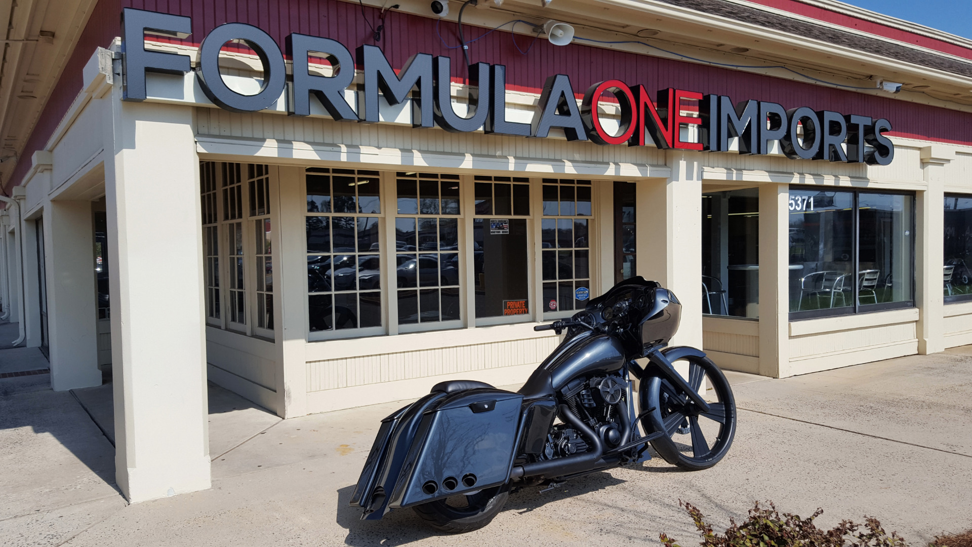 Used 2012 Harley-Davidson ROAD GLIDE NASI BAGGER for sale Sold at Formula Imports in Charlotte NC 28227 1