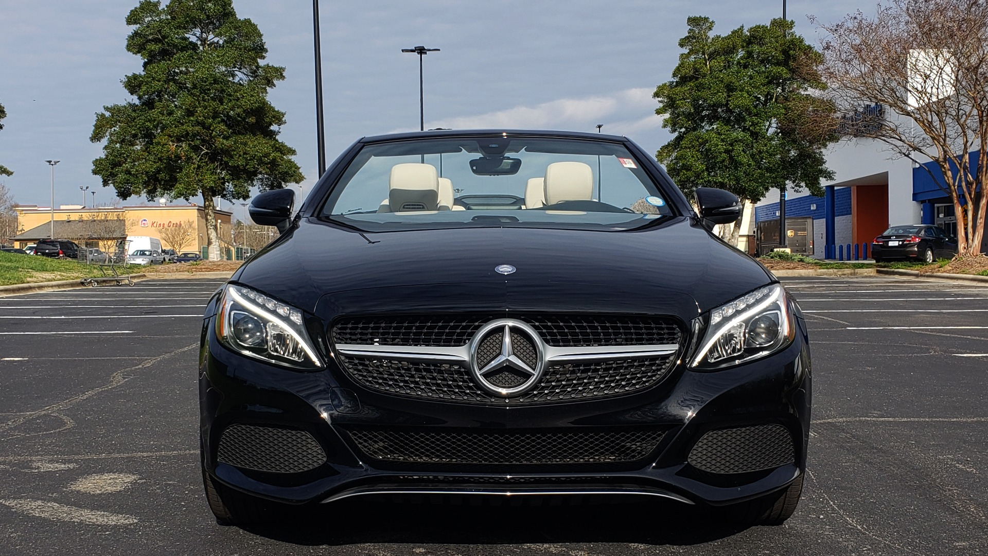Used 2017 Mercedes-Benz C-Class C 300 CABRIOLET SPORT / PREMIUM / NAV / BURMESTER SOUND for sale Sold at Formula Imports in Charlotte NC 28227 42