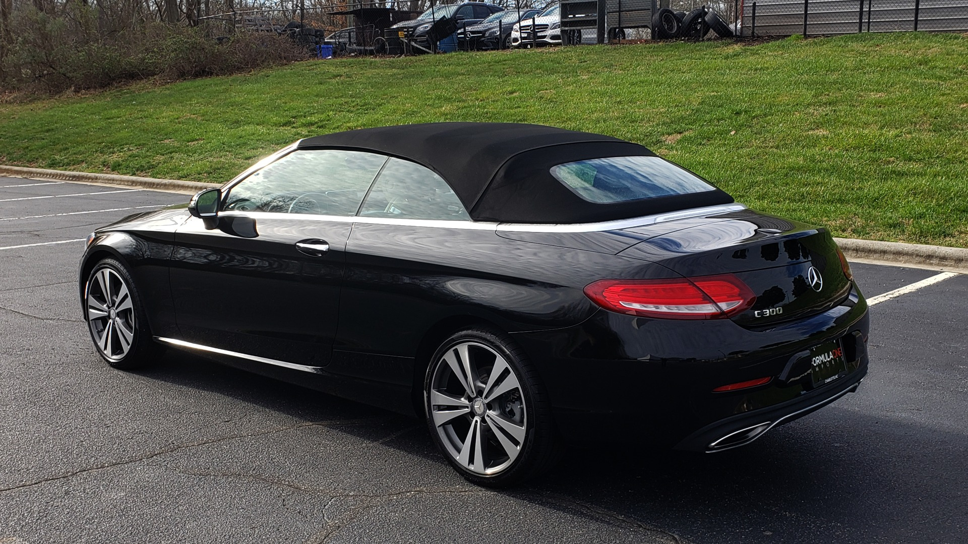 Used 2017 Mercedes-Benz C-Class C 300 CABRIOLET SPORT / PREMIUM / NAV / BURMESTER SOUND for sale Sold at Formula Imports in Charlotte NC 28227 7