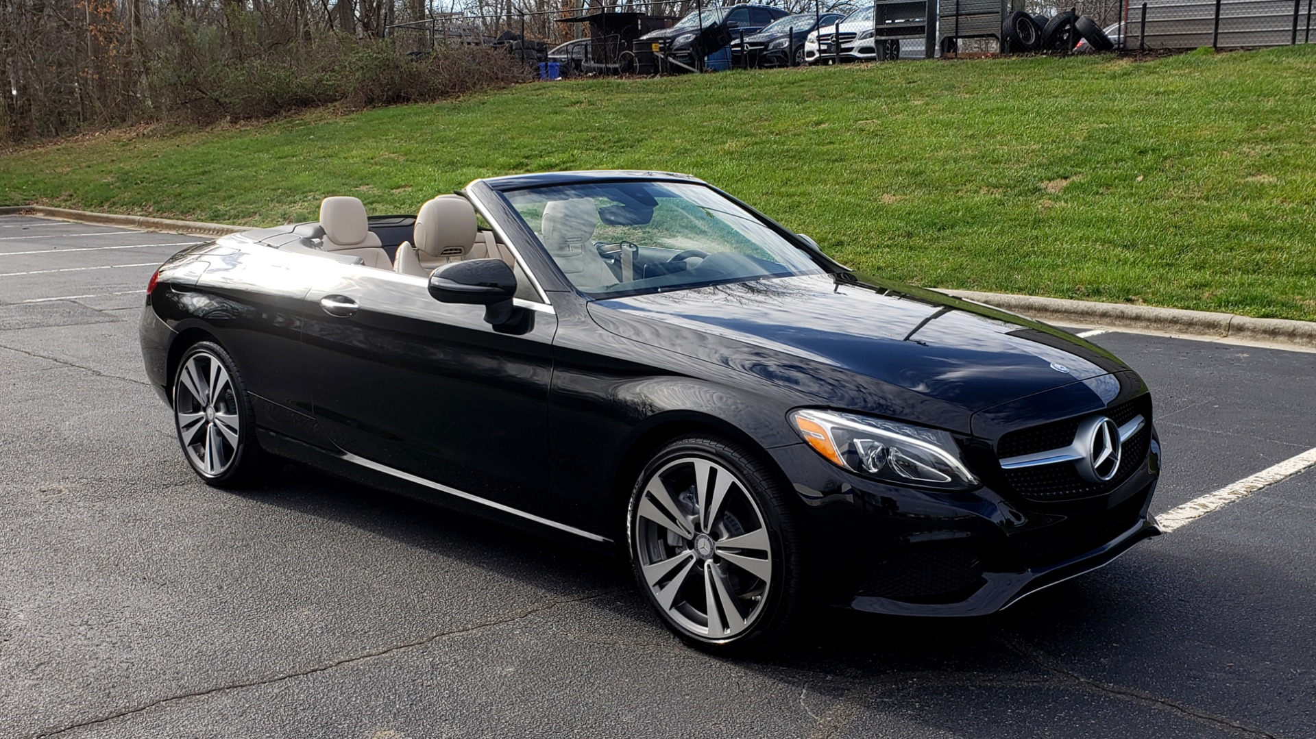 Used 2017 Mercedes-Benz C-Class C 300 CABRIOLET SPORT / PREMIUM / NAV / BURMESTER SOUND for sale Sold at Formula Imports in Charlotte NC 28227 9