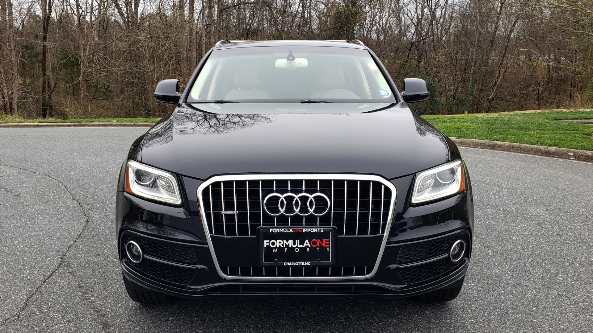 Used 2016 Audi Q5 PREMIUM PLUS / AWD / PANO-ROOF / HEATED SEATS for sale Sold at Formula Imports in Charlotte NC 28227 21